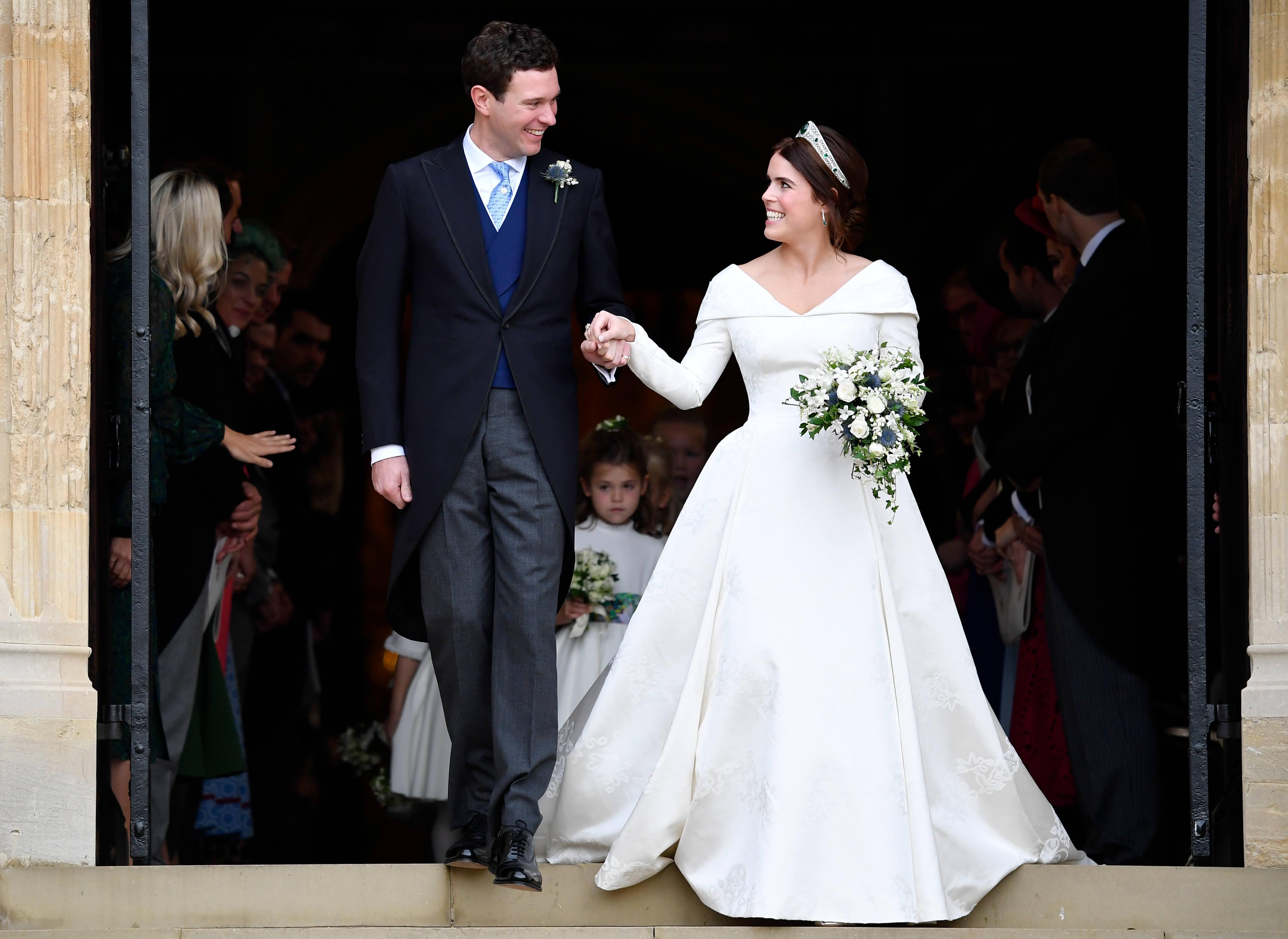 Hochzeit Prinzessin Eugenie und Jack Brooksbank