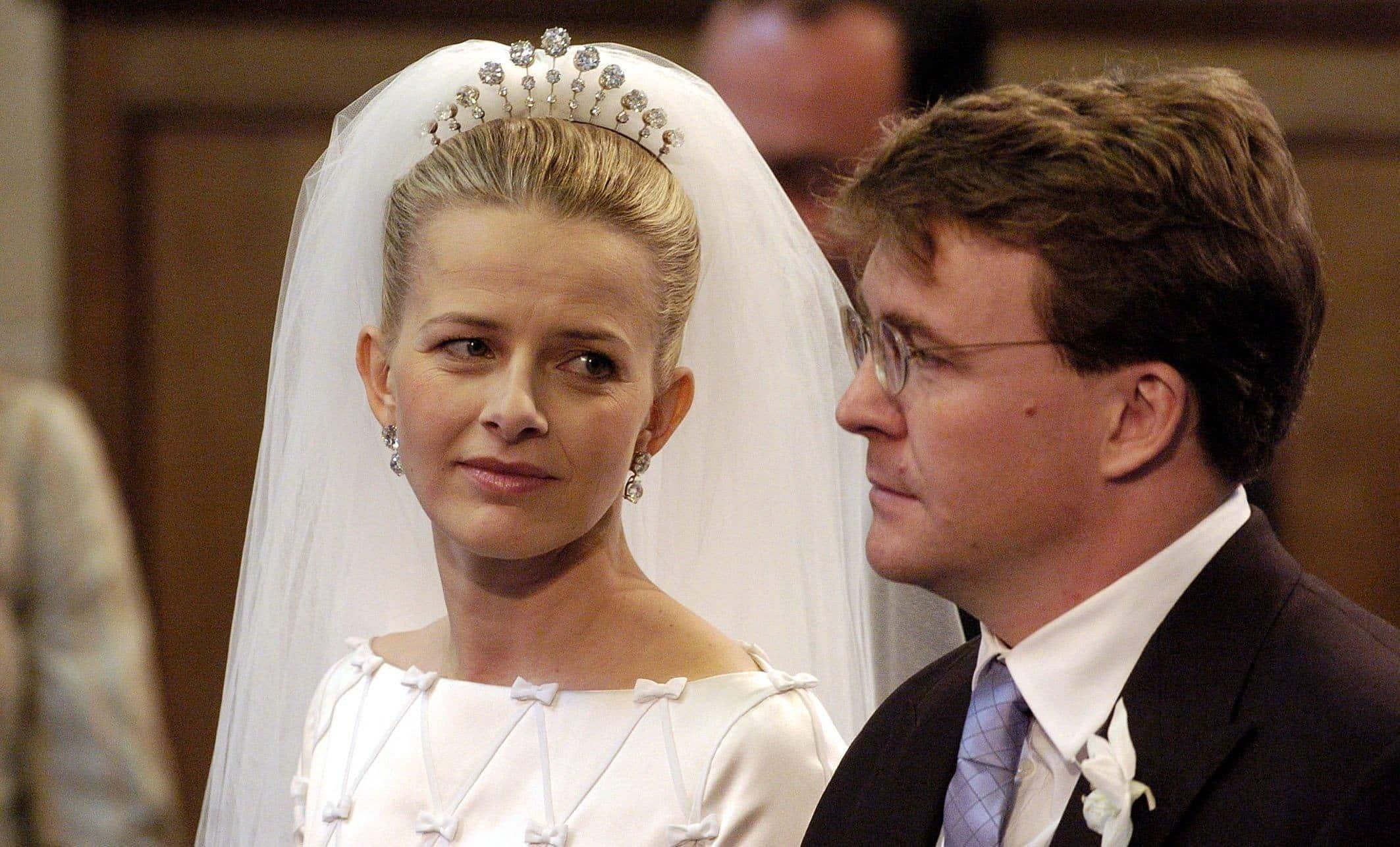 Prinz Friso und Prinzessin Mabel