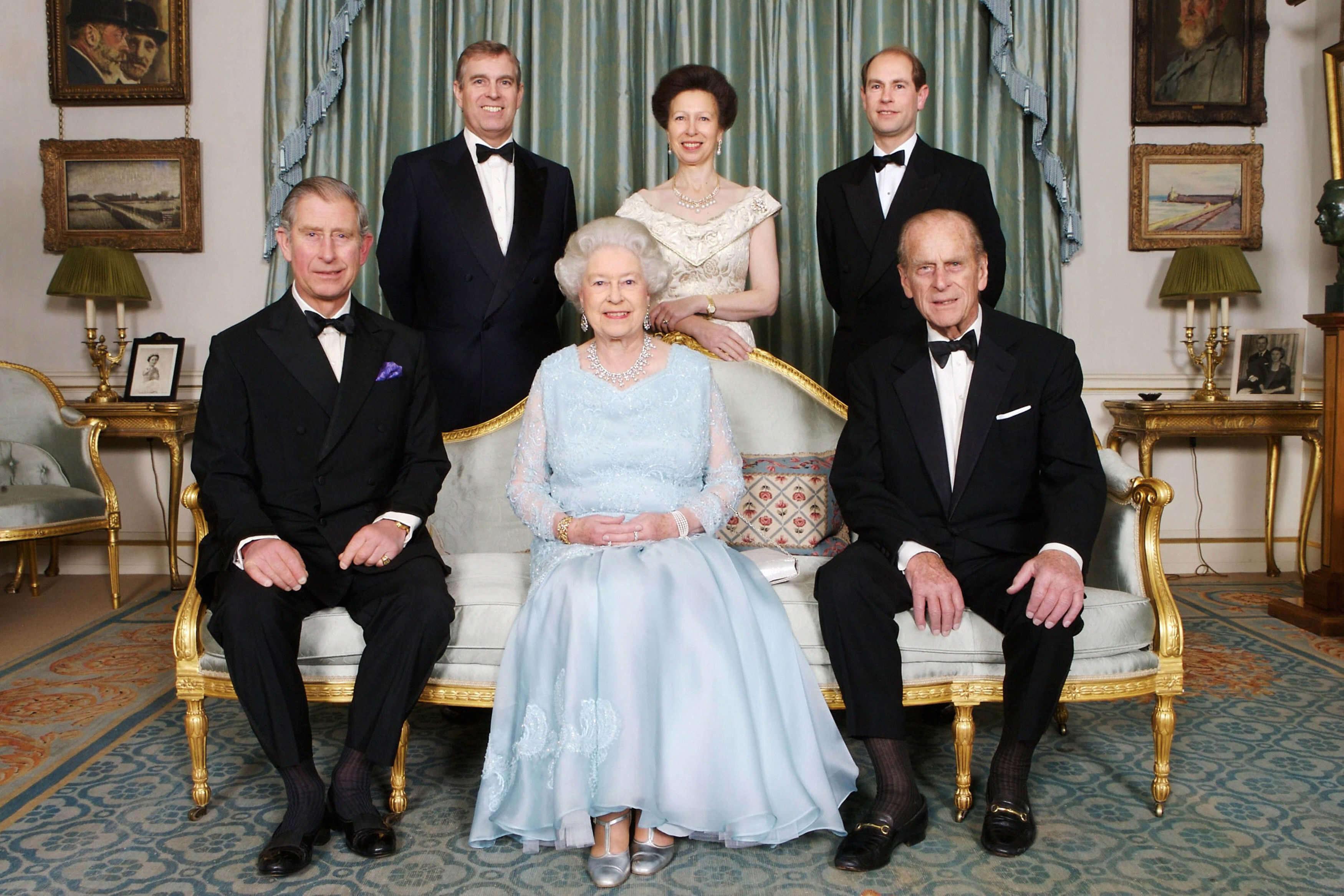Familie von Prinz Philip