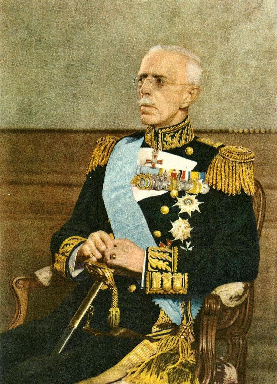 König Gustav V. von Schweden