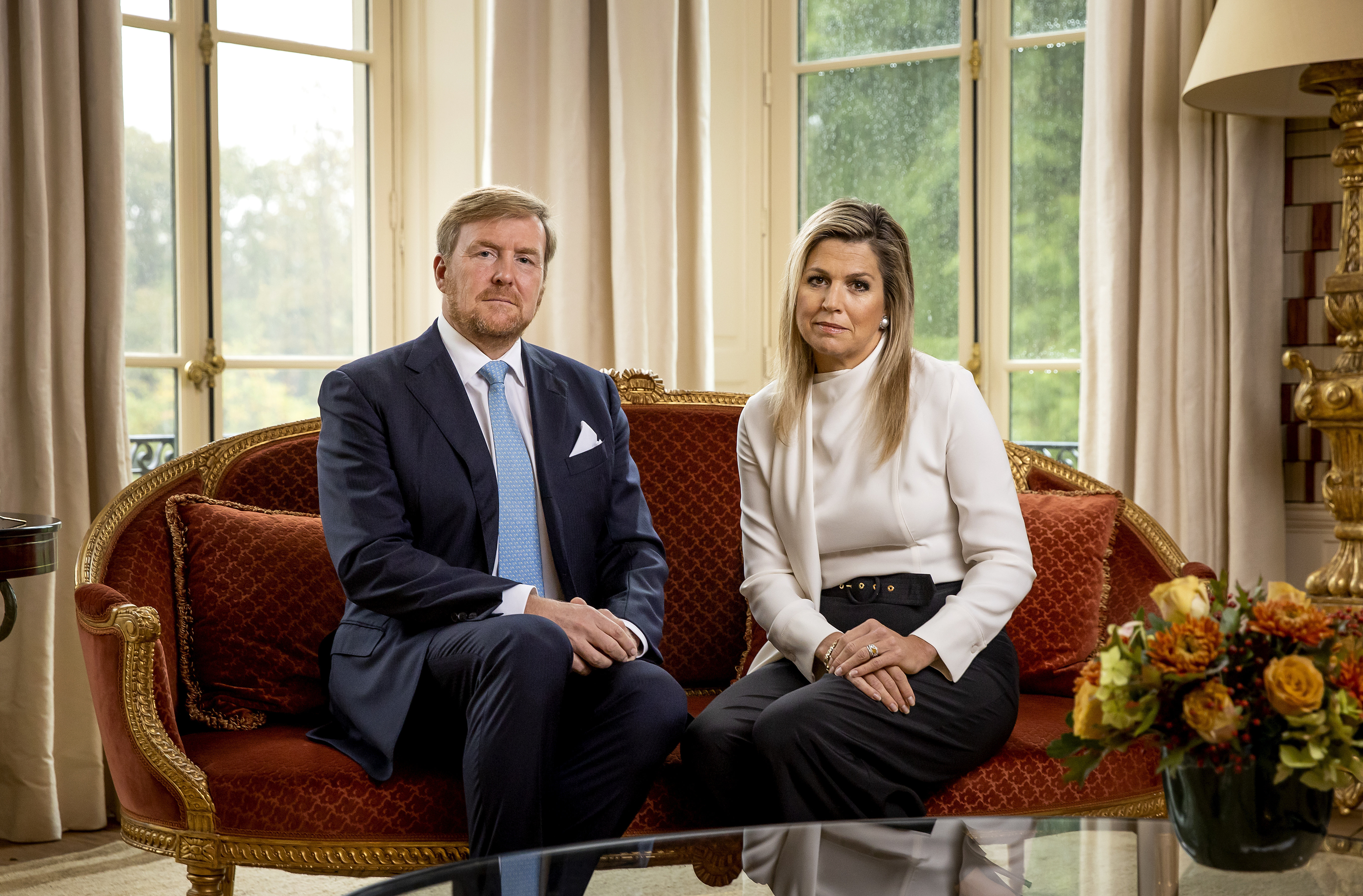 König Willem-Alexander und Königin Maxima