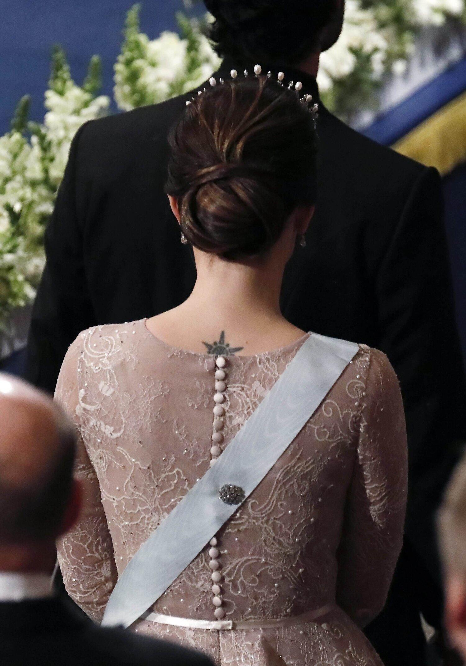 Tattoo Sofia von Schweden