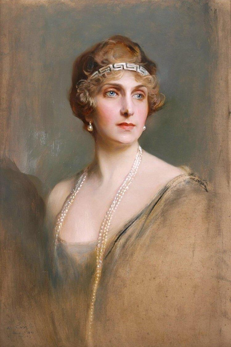 Königin Victoria Eugenie von Spanien