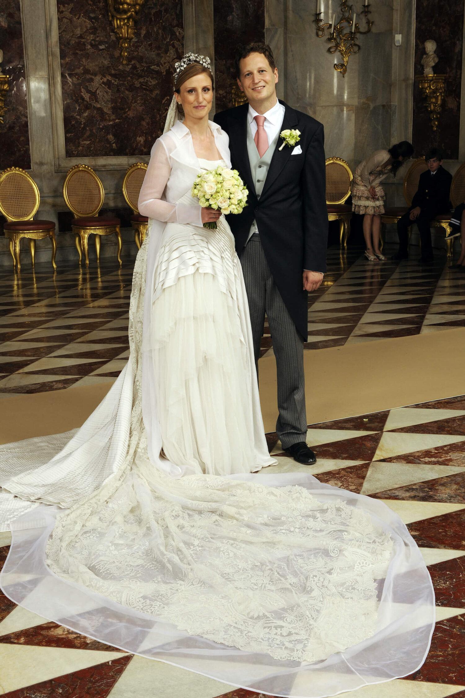 Brautkleider deutsche Prinzessinnen