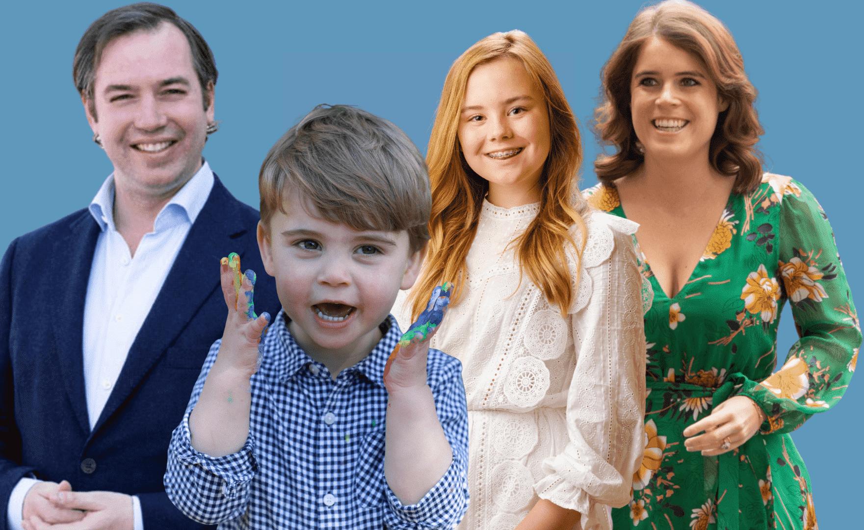 Royals und ihre Vornamen