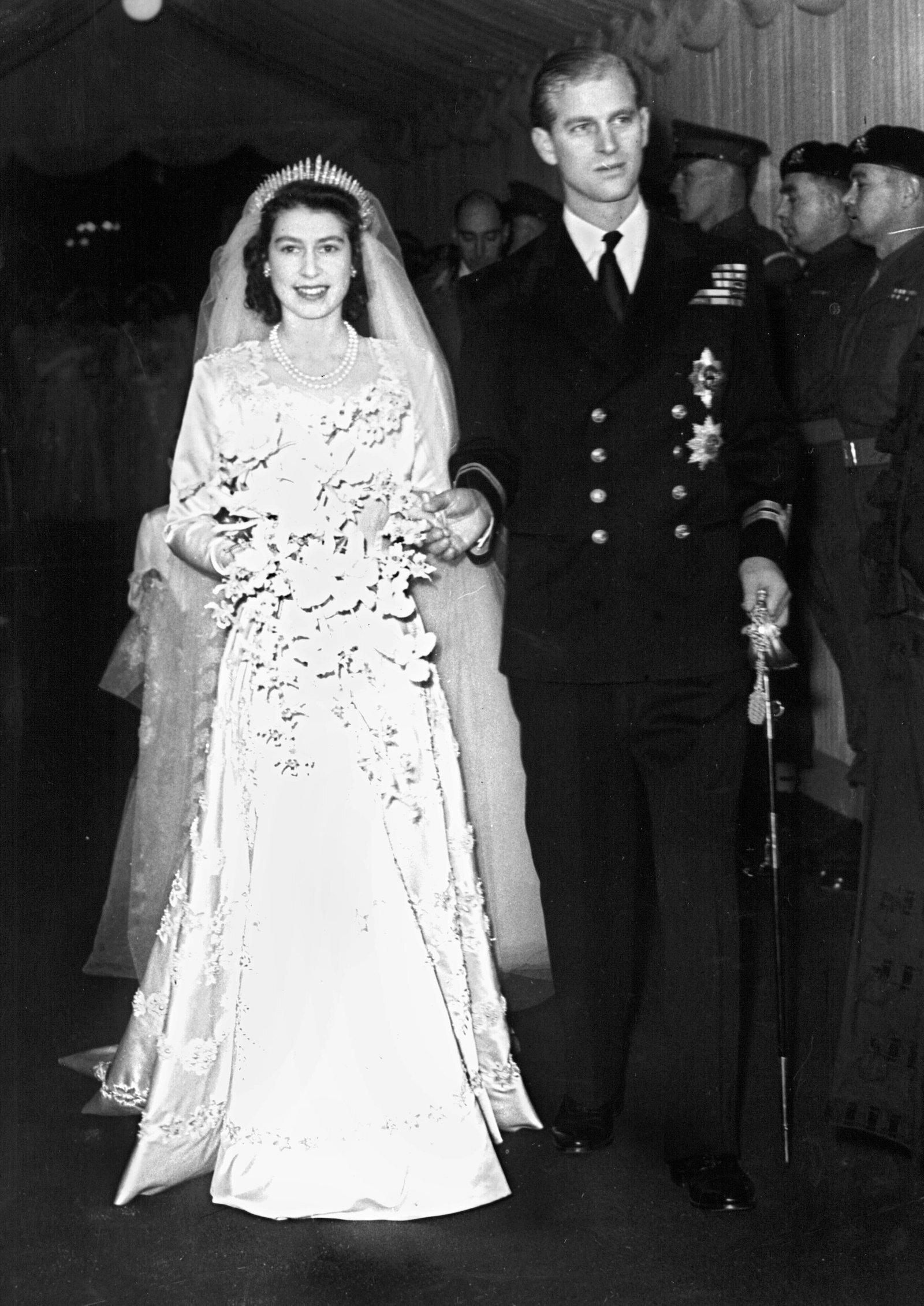 Hochzeit Prinz Philip