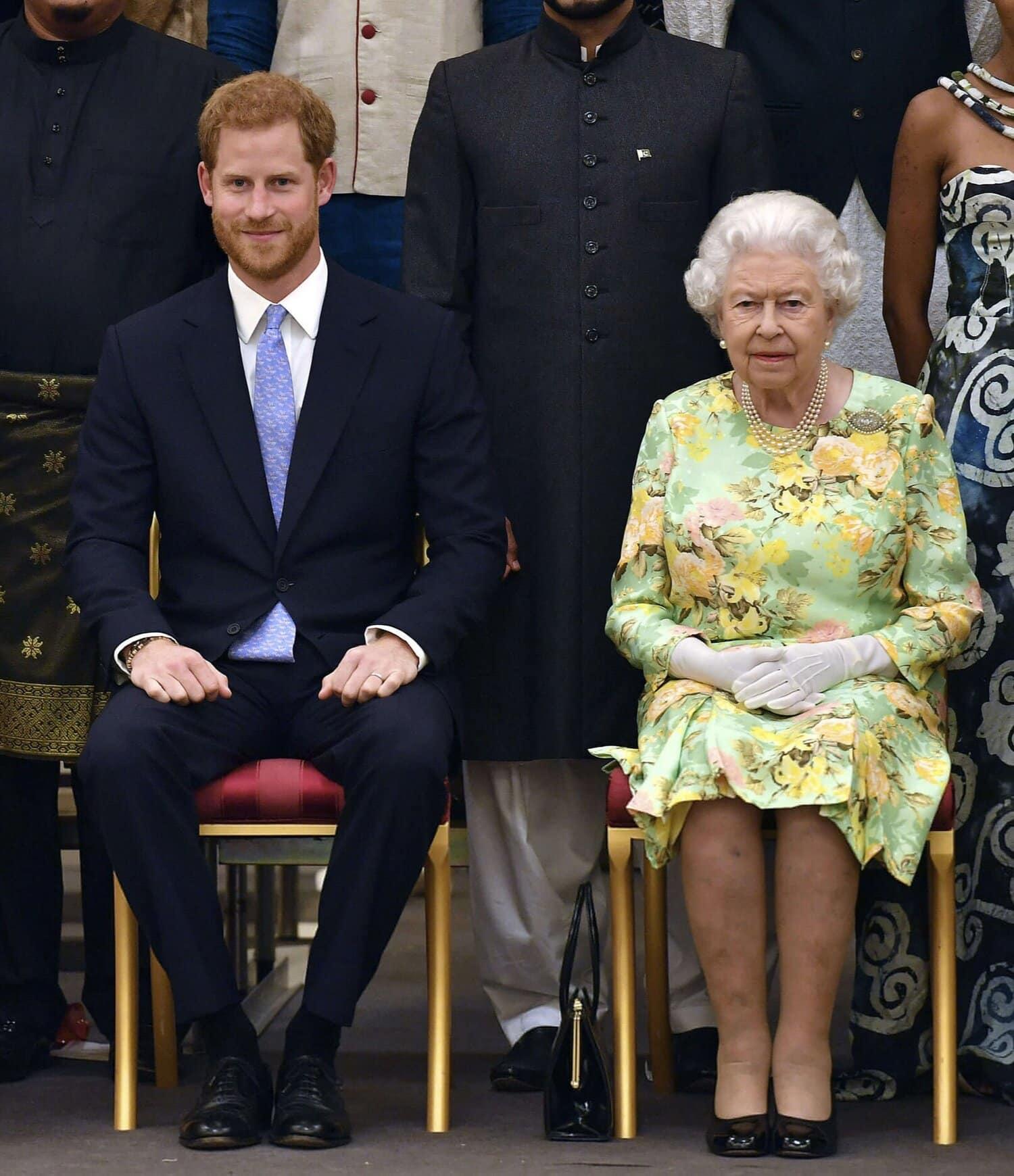 Britische Royals und wem sie zum Verwechseln ähnlich sehen