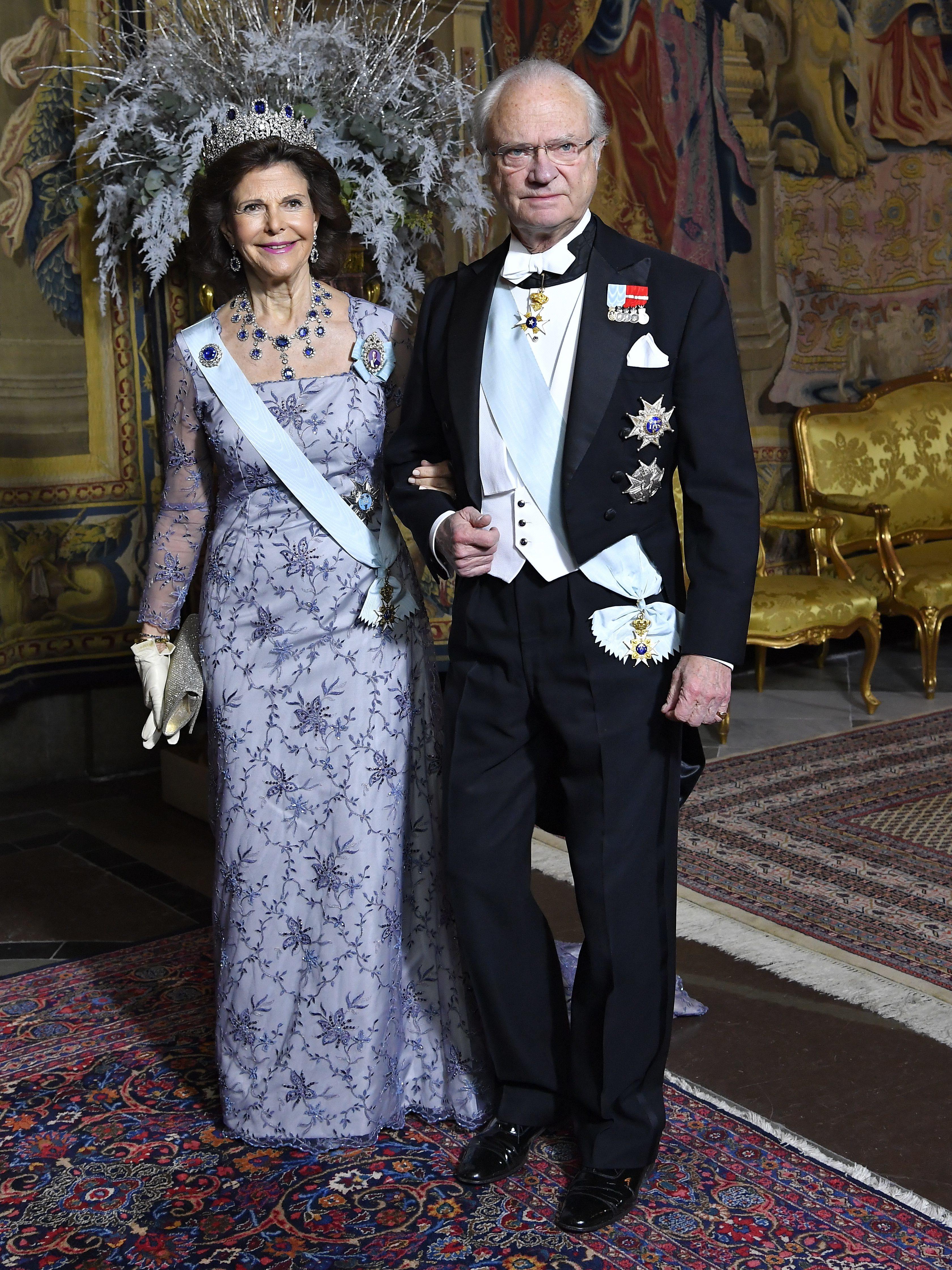 """Königin Silvia und König Carl Gustaf: """"Wir sind stolz auf unsere Tochter."""""""