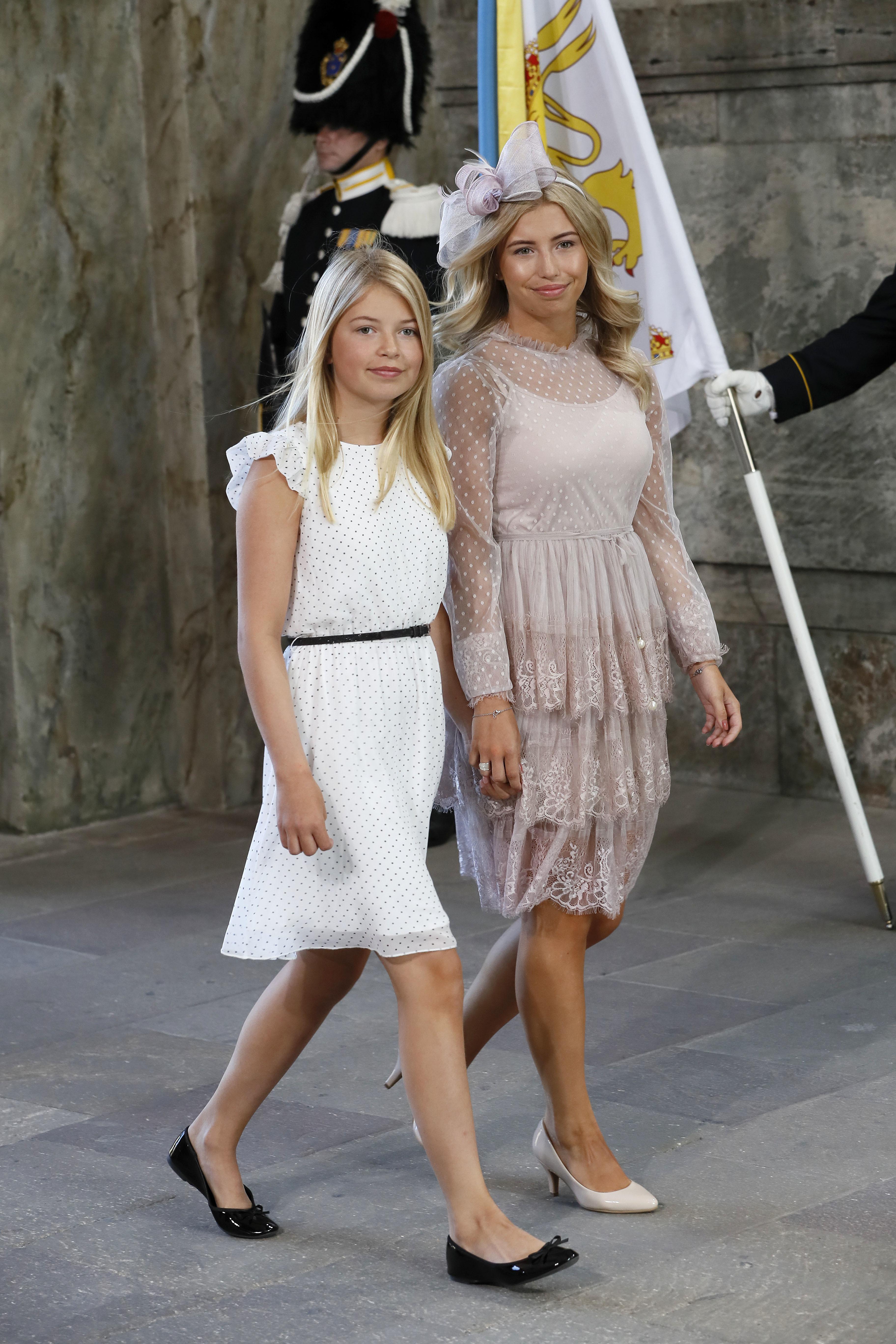 Nichten von Kronprinzessin Victoria