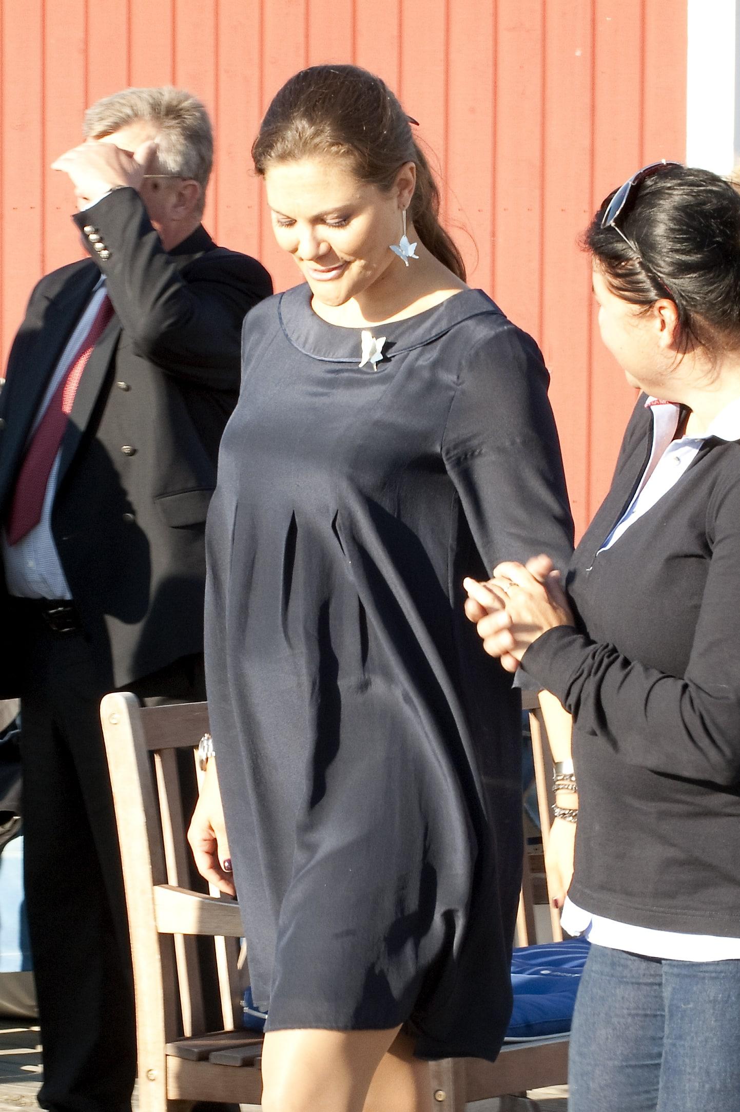 Victoria von Schweden schwanger