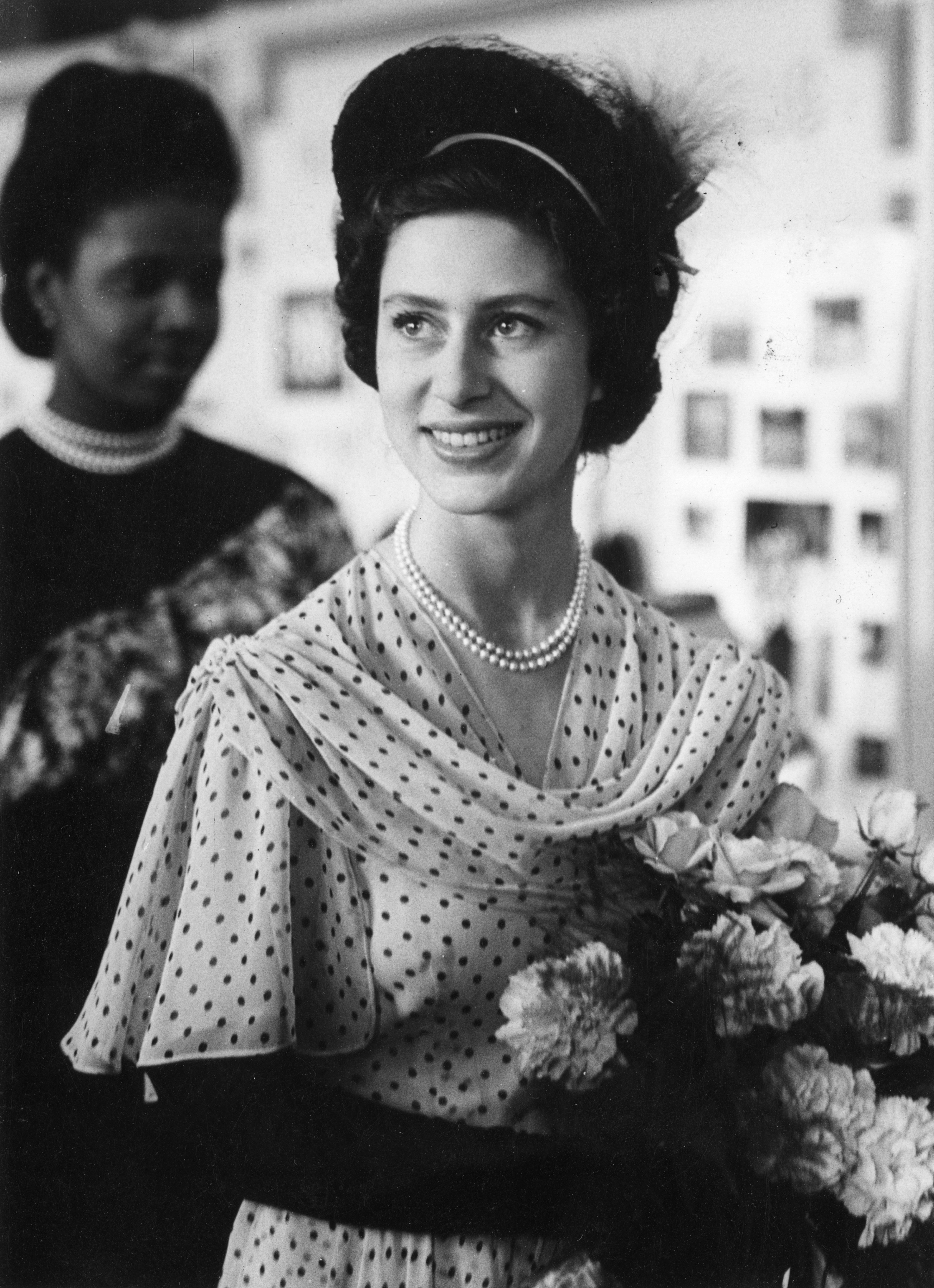Einige Menschen glaubten, dass Prinzessin Margaret weder sprechen noch hören konnte.