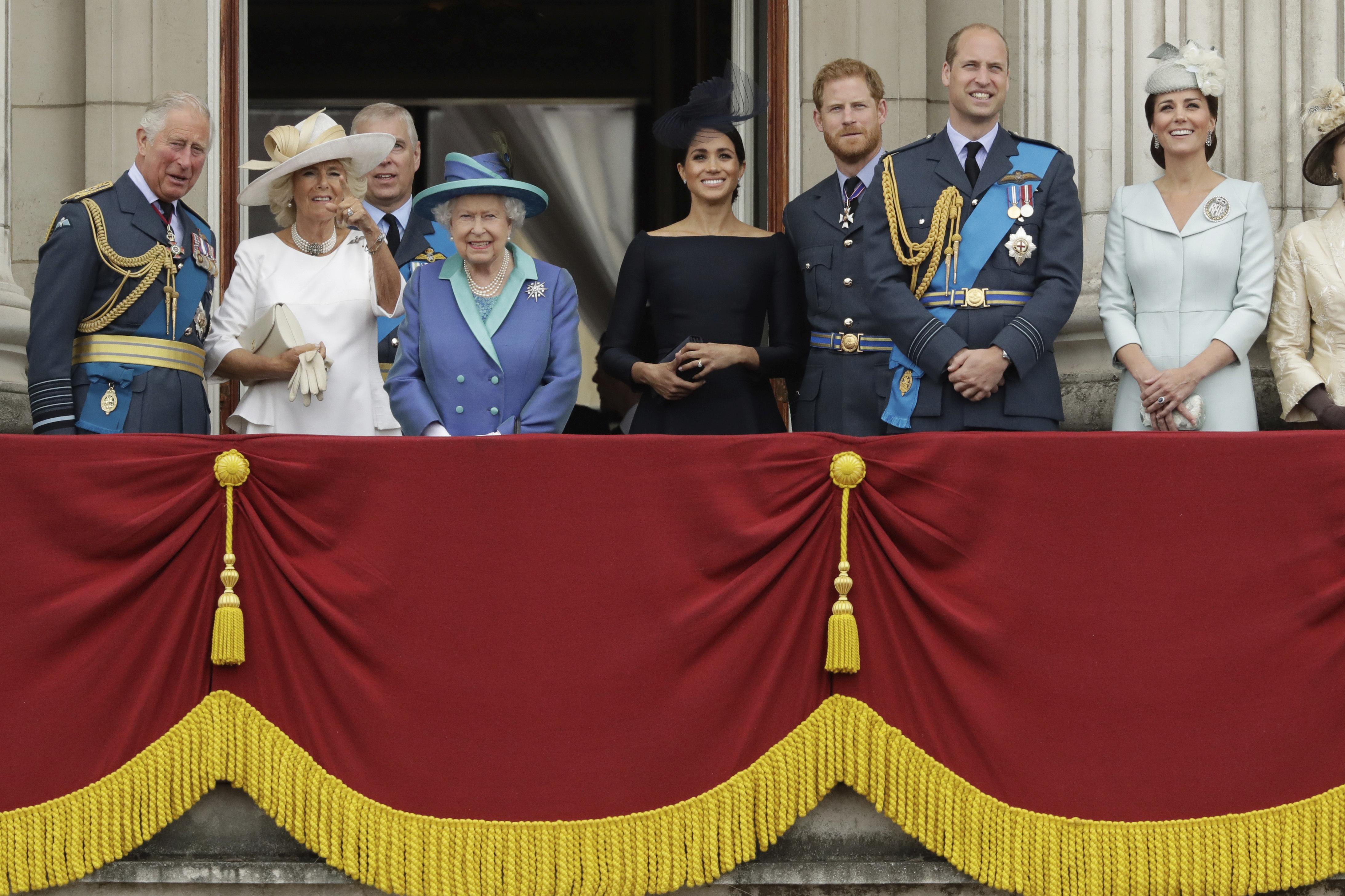 Verschwörungstheorien über die britische Königsfamilie
