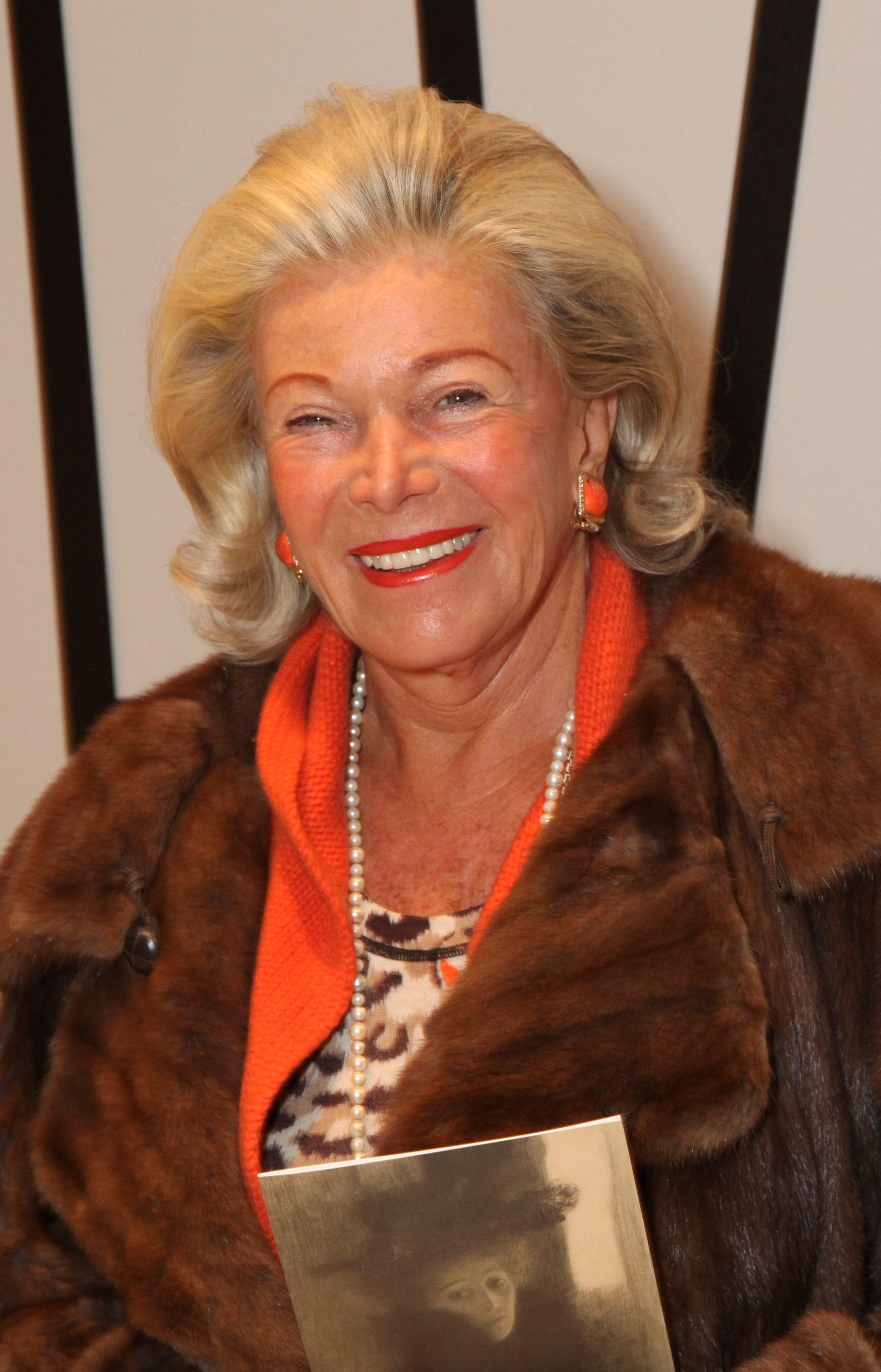 Christa Mayrhofer-Dukor zieht nun in einem italienischen Magazin vom Leder. Ob sie wirklich eine verlässliche Quelle ist? Im vergangenen November hatte sie noch behauptet, Fürstin Charlène sei wieder schwanger …