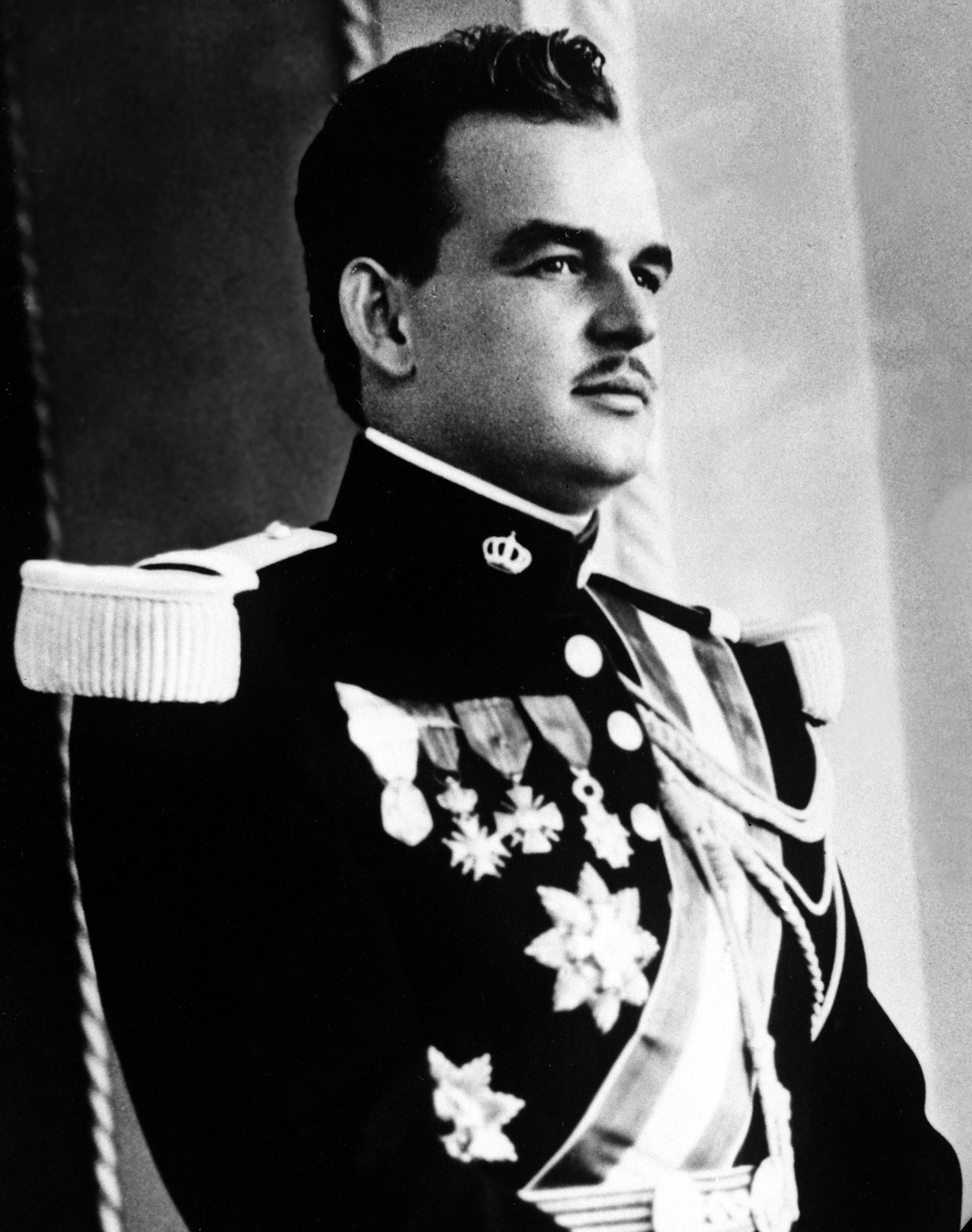Fürst Rainier von Monaco