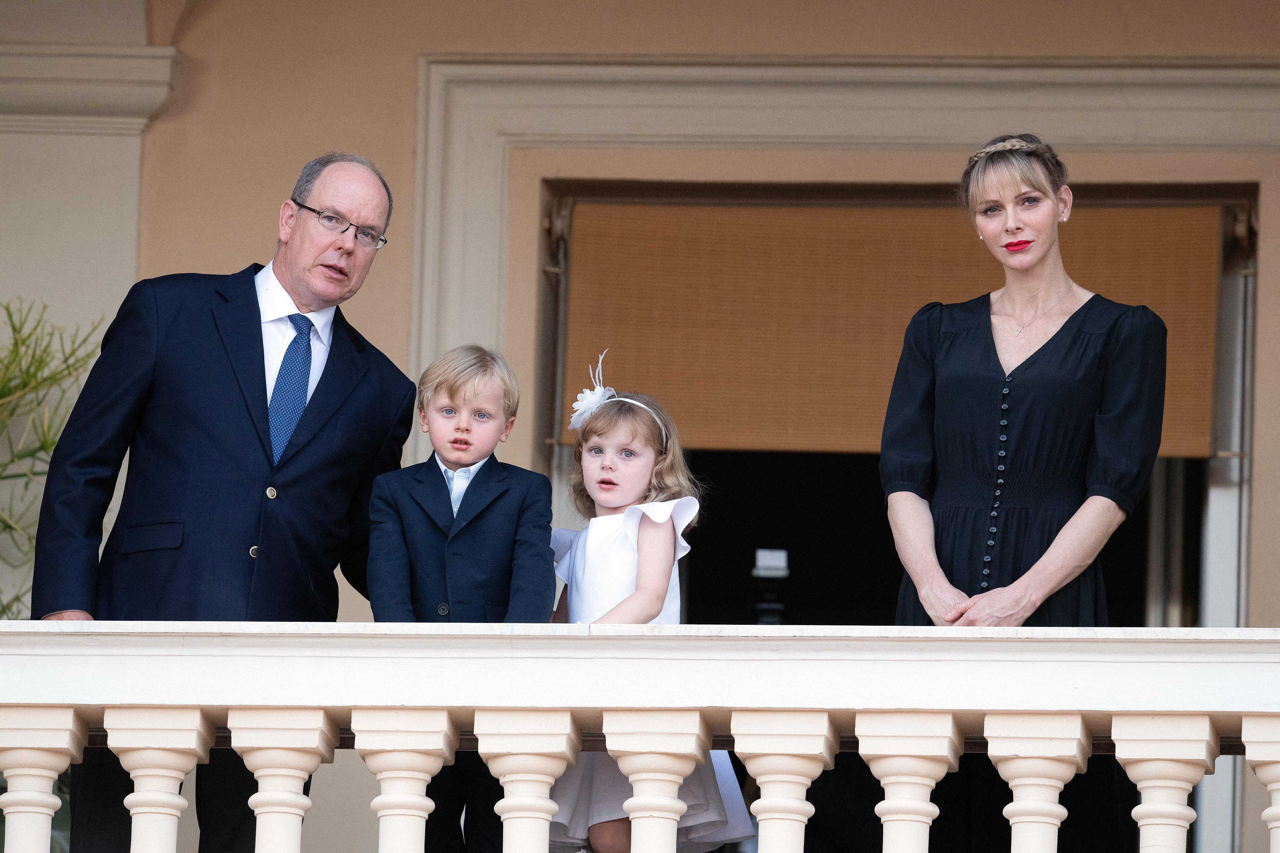 Das Fürstenpaar von Monaco hat gemeinsam die Zwillinge Jacques und Gabriella. Ist der Erbprinz der einzige Grund für ihre Liebe?