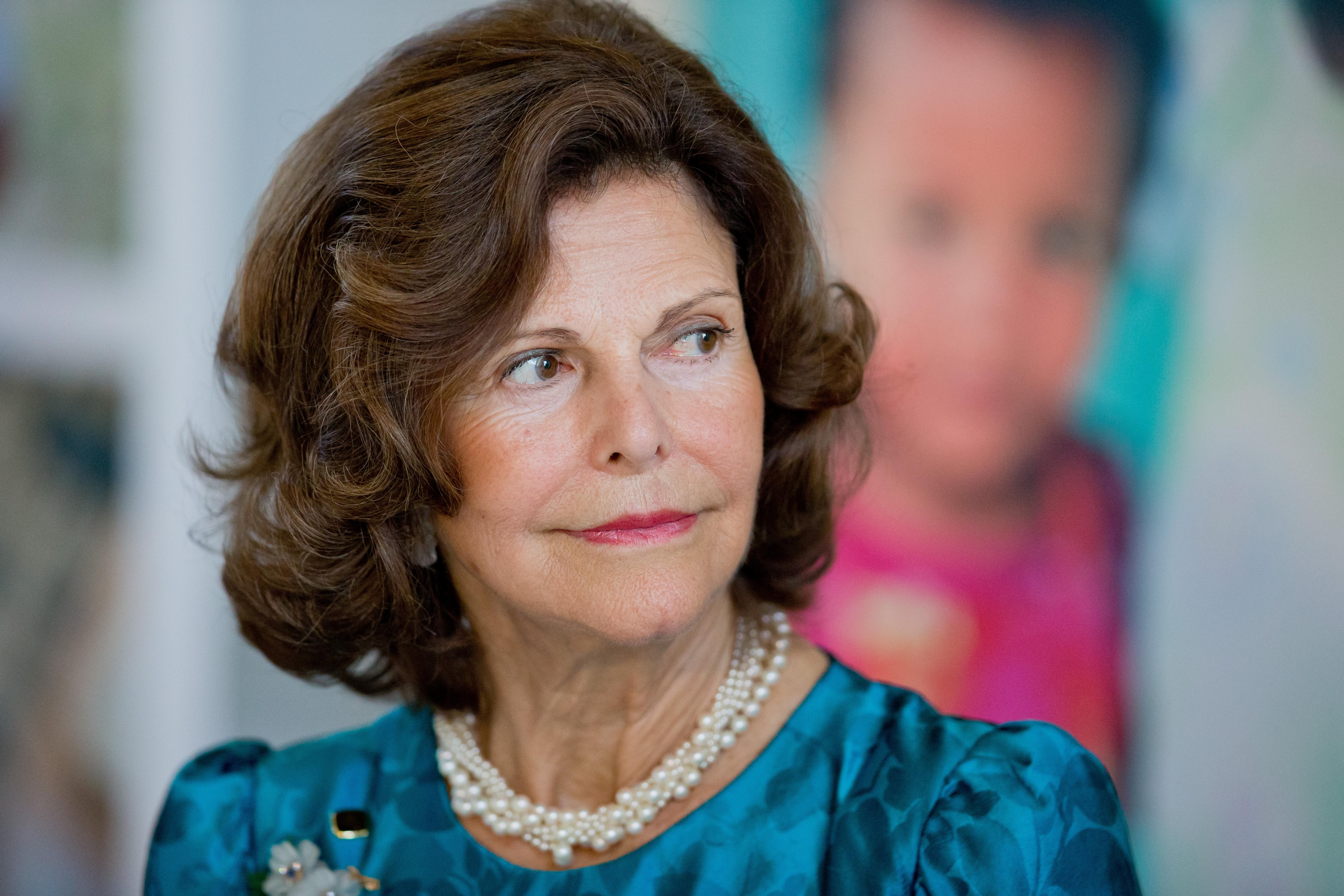 Königin Silvia voin Schweden