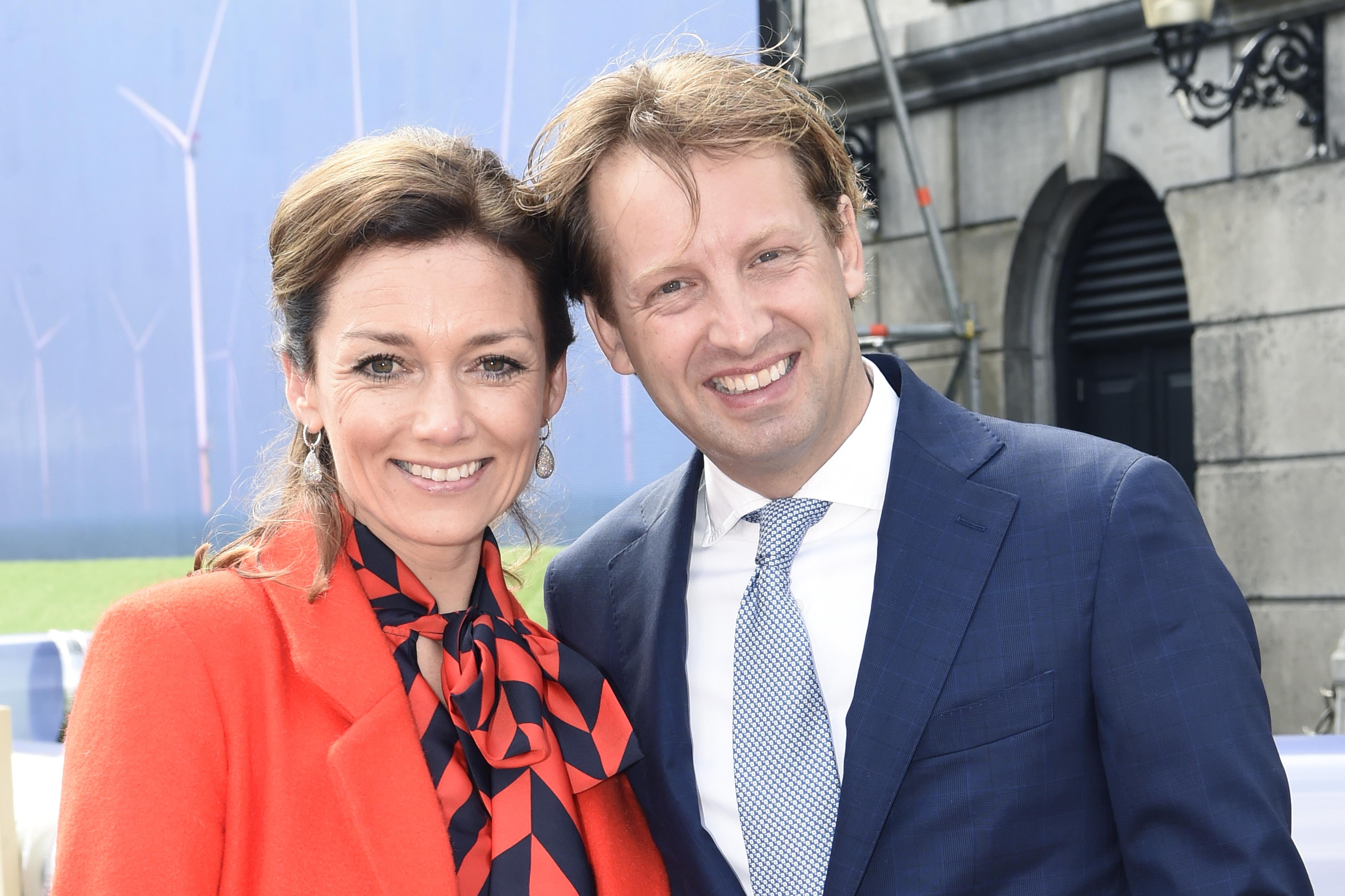 Prinz Floris und Prinzessin Aimée