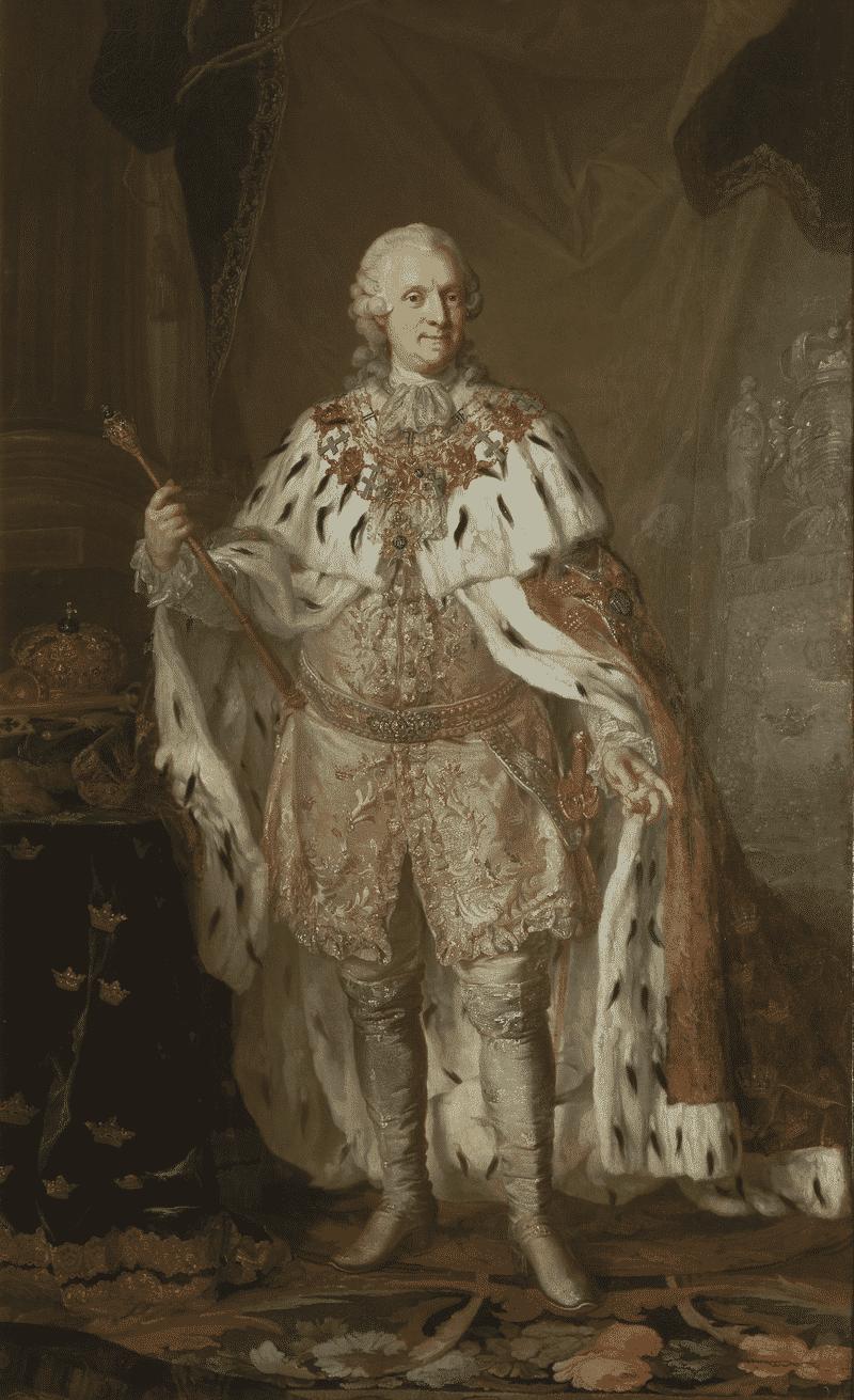 Adolf Friedrich von Schweden