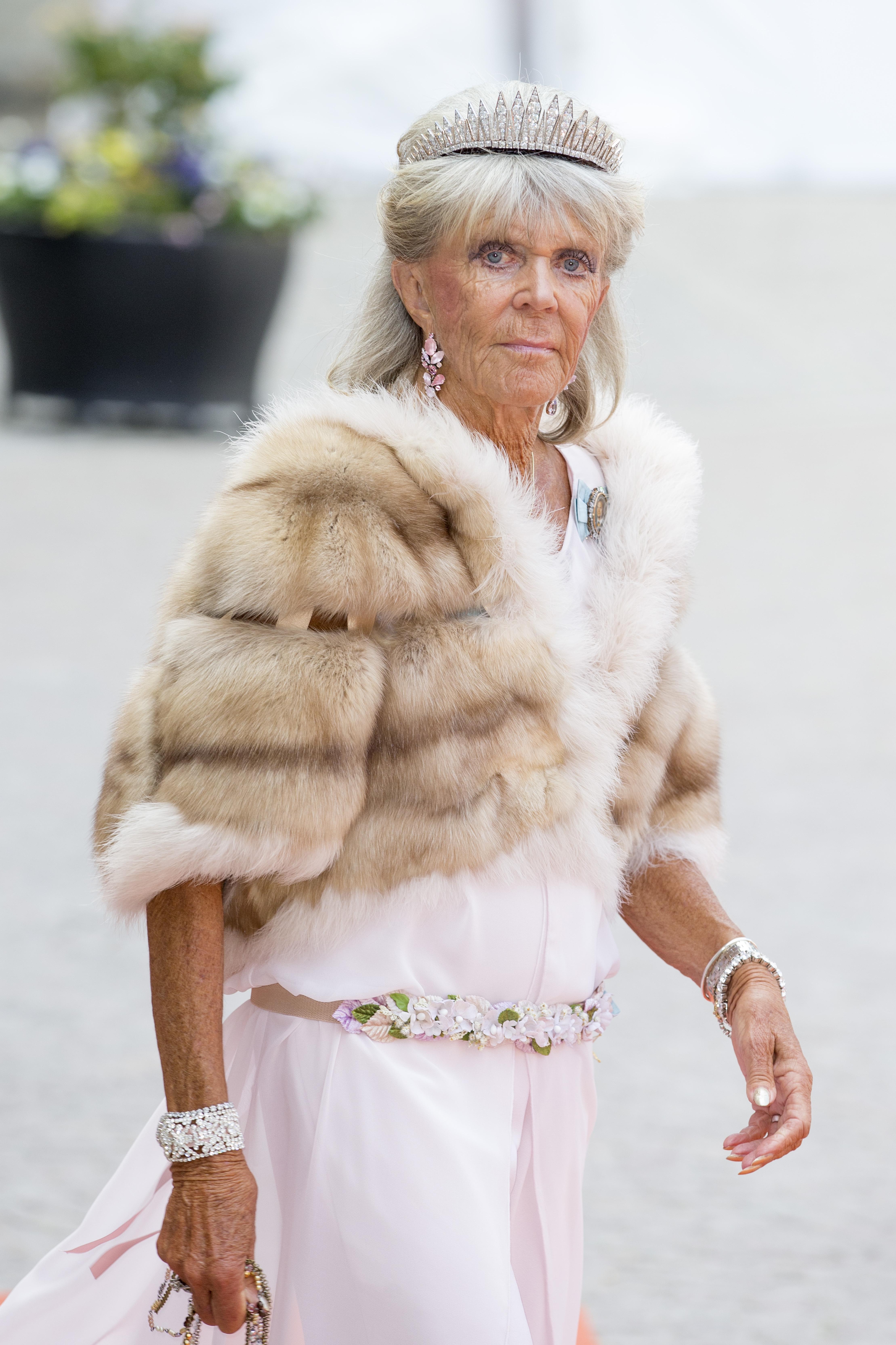 Prinzessin Birgitta von Schweden