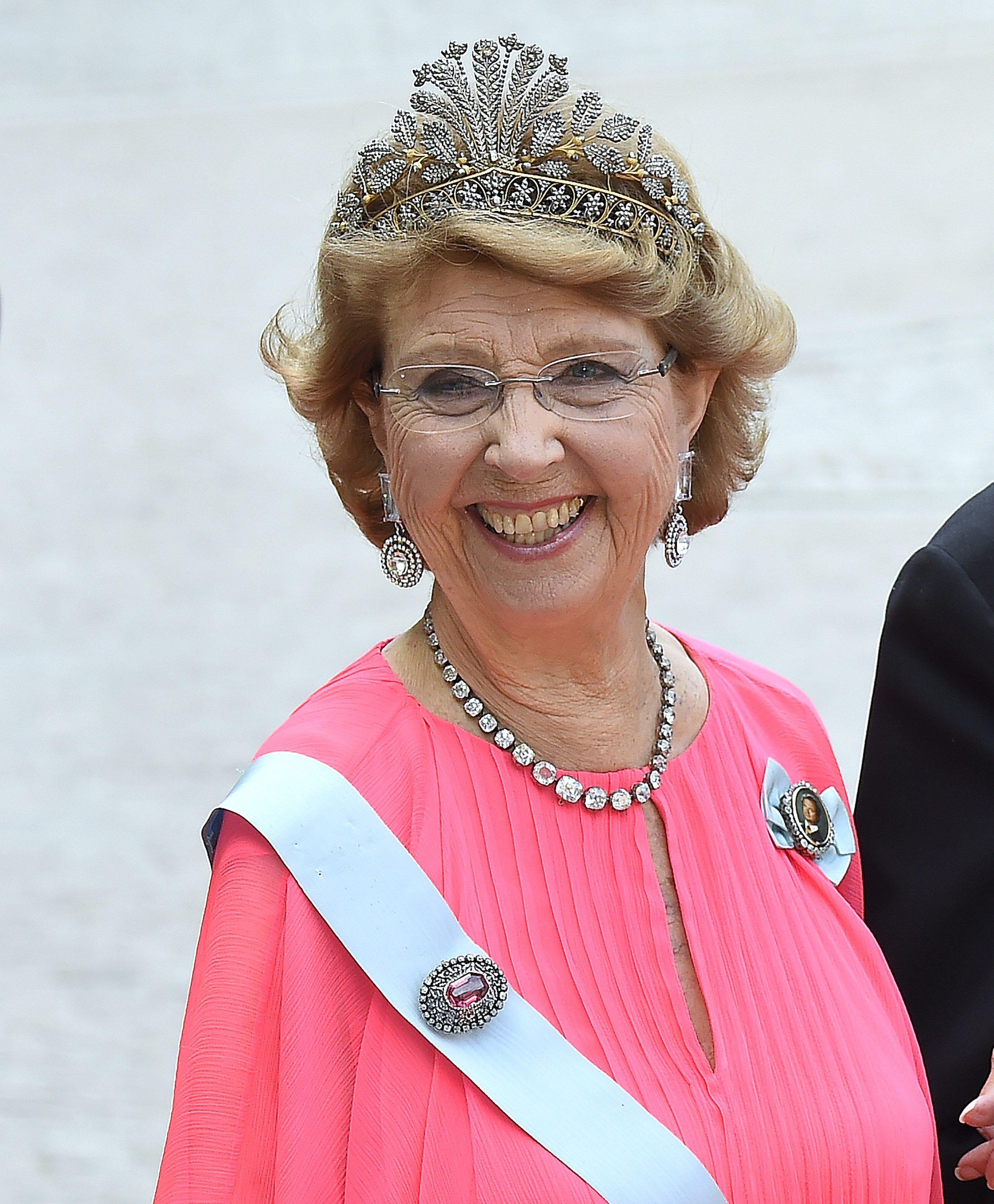 Prinzessin Désirée von Schweden
