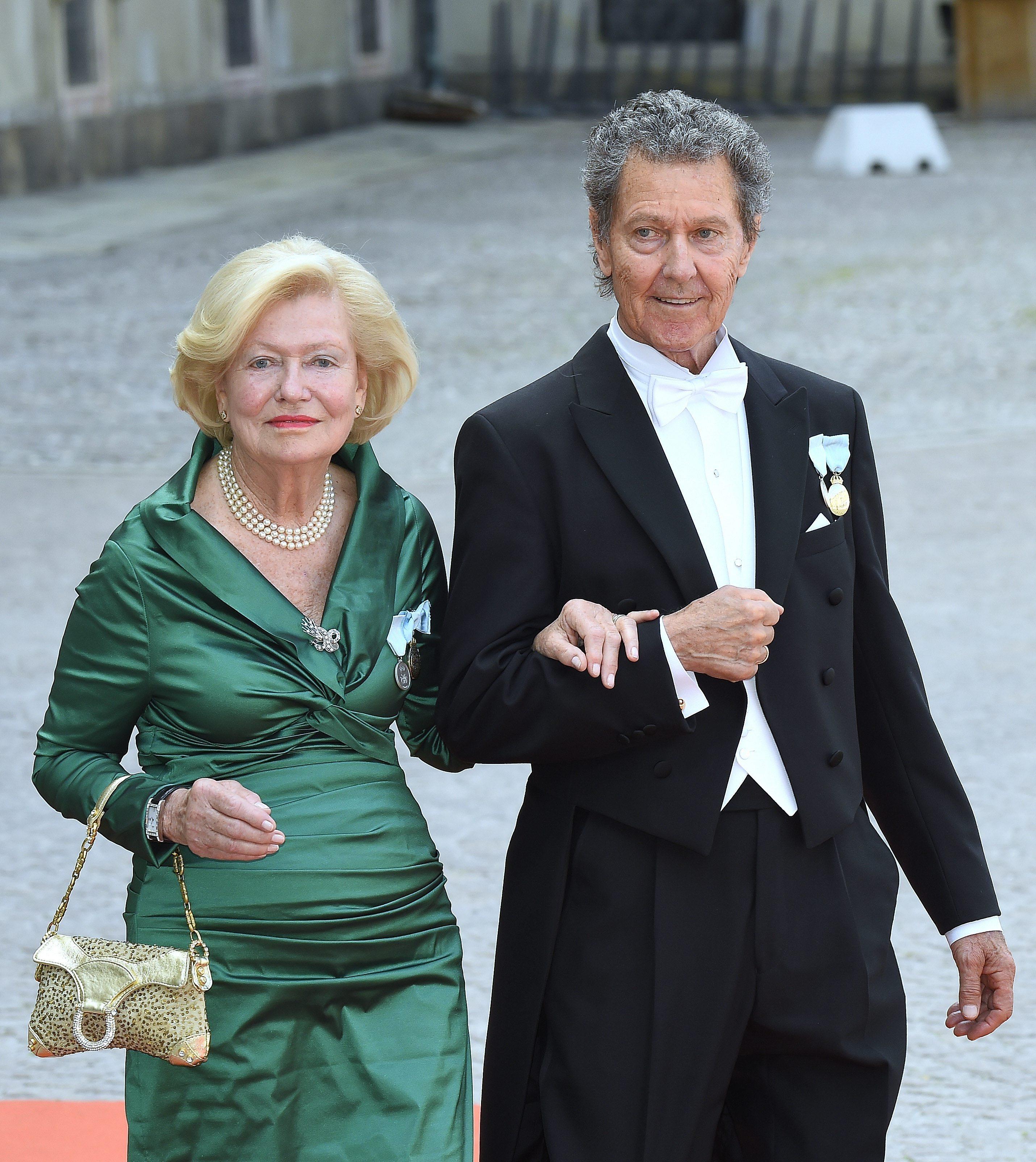 Walther Sommerlath mit seiner Frau Ingrid