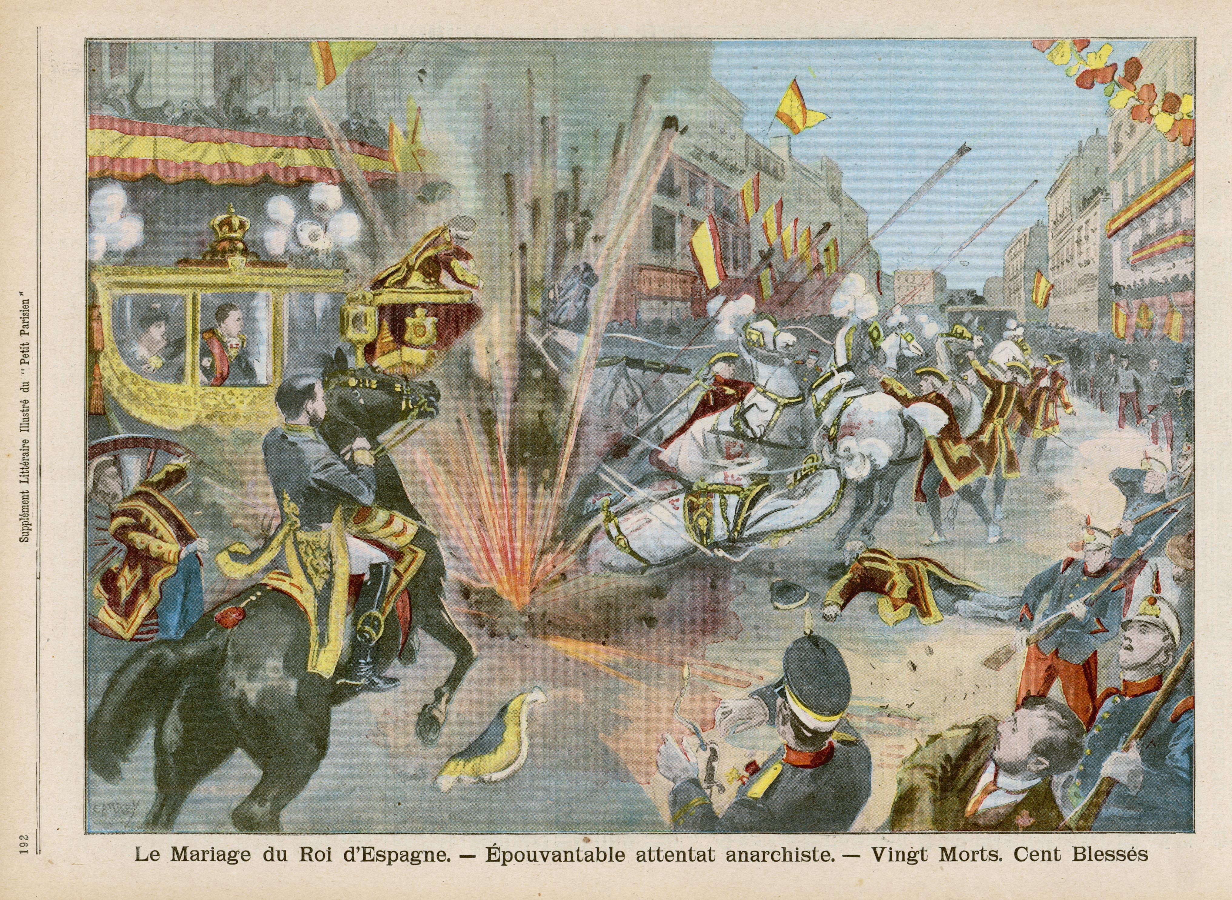 Hochzeit Spanien Attentat