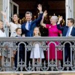 Dänische Königsfamilie