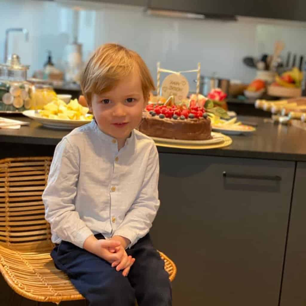 Prinz Liam Geburtstag