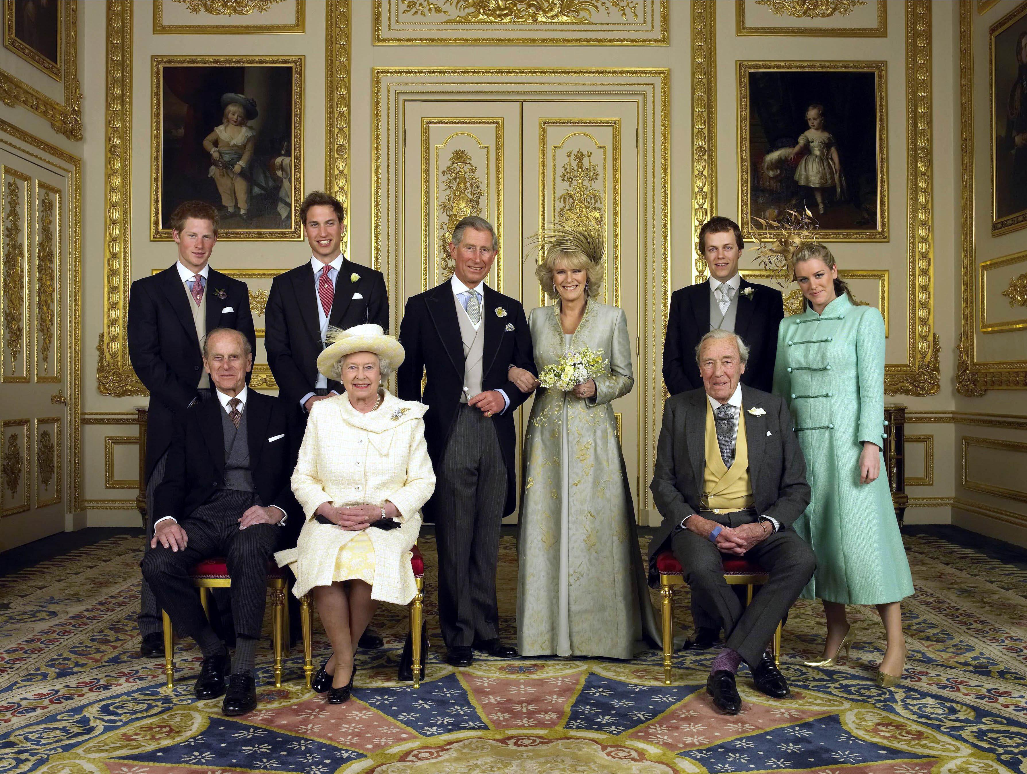 Hochzeit Prinz Charles und Herzogin Camilla