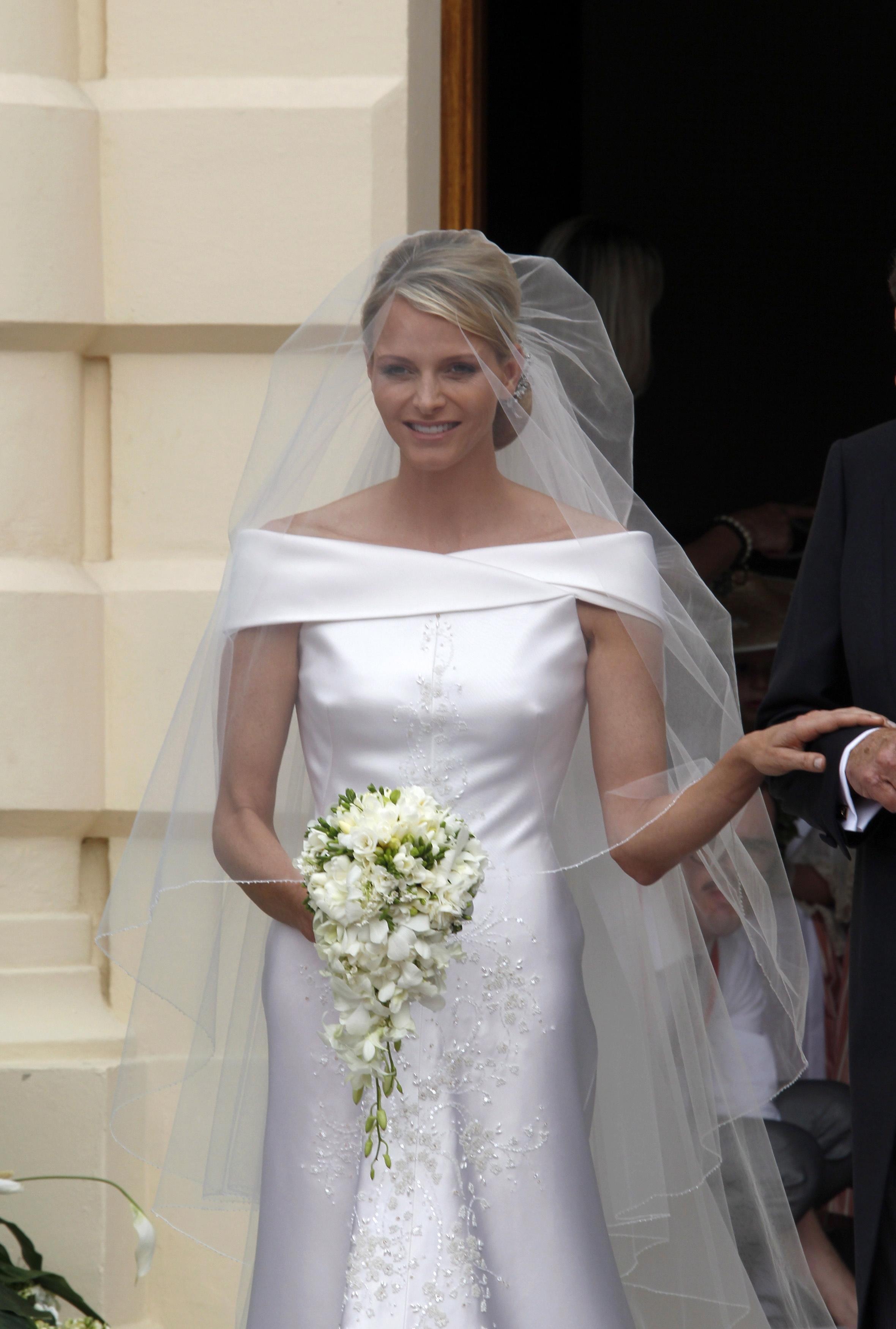 Hochzeit Fürstin Charlene