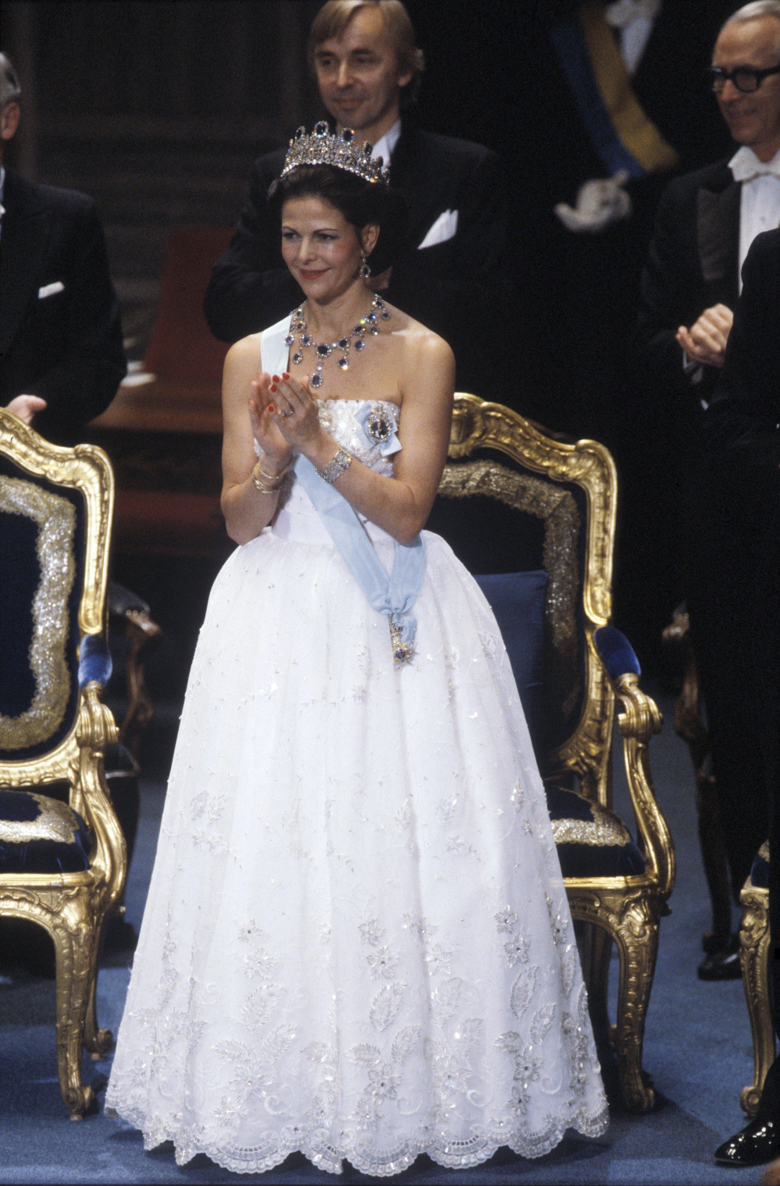 Ehefrau Carl Gustaf von Schweden