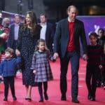 Prinz Louis, Prinz George und Prinzessin Charlotte