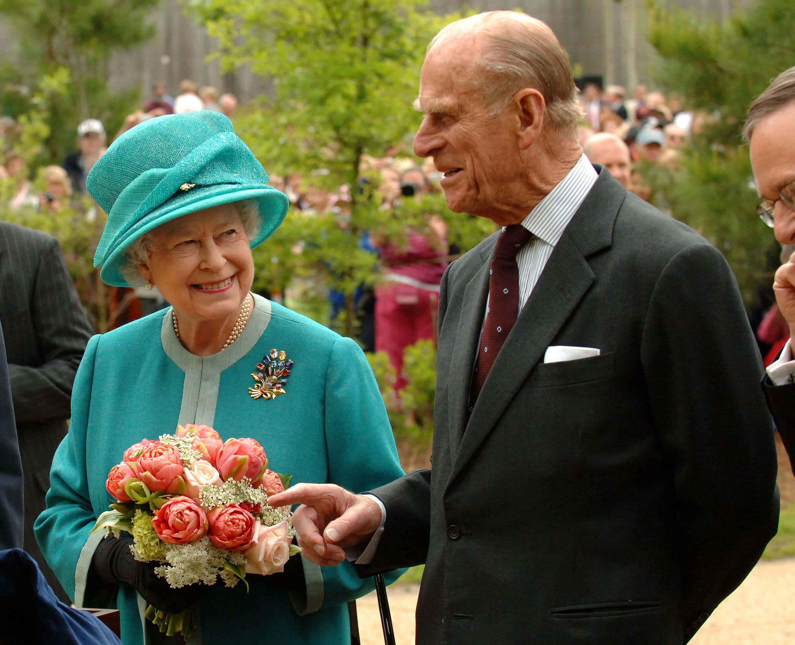 Prinz Philip Britische Royals