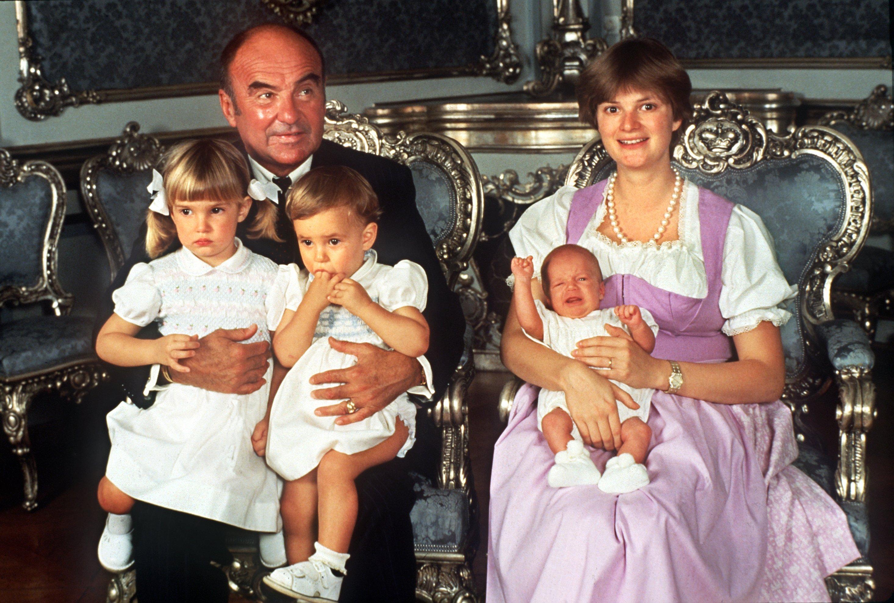 Thurn und Taxis Familie, Deutsche Royals