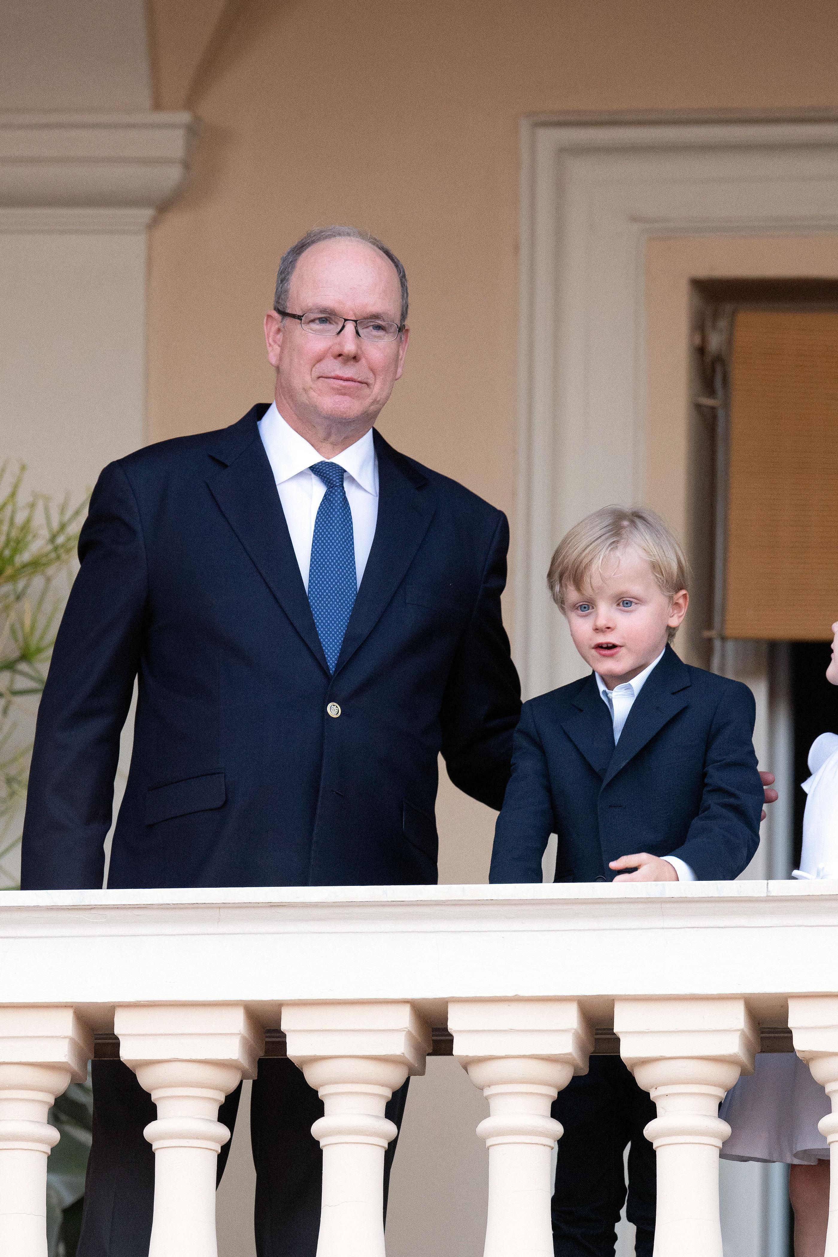 Fürst Albert: So rührte Prinz Jacques ihn zu Tränen