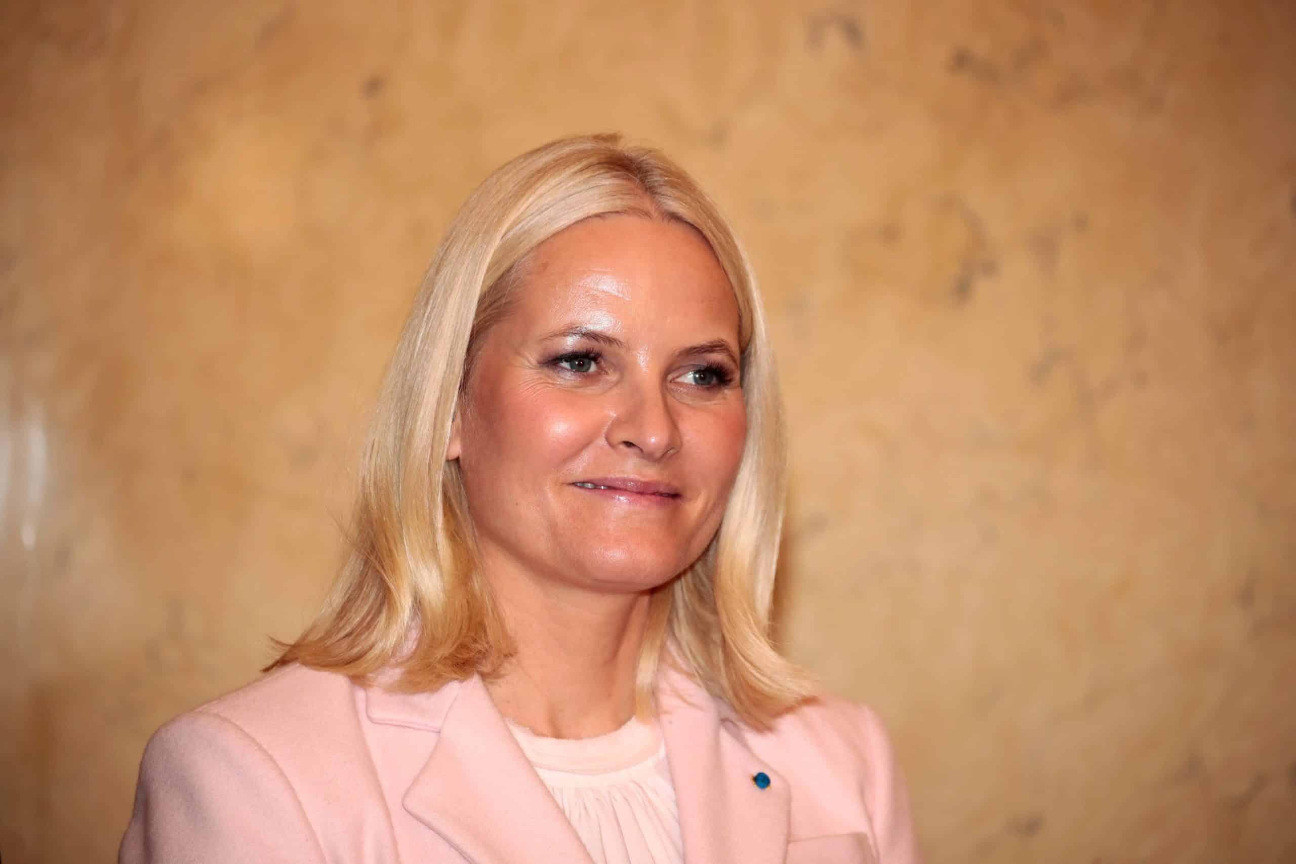 Kronprinzessin Mette-Marit: Besondere Nachricht von Durek Verret