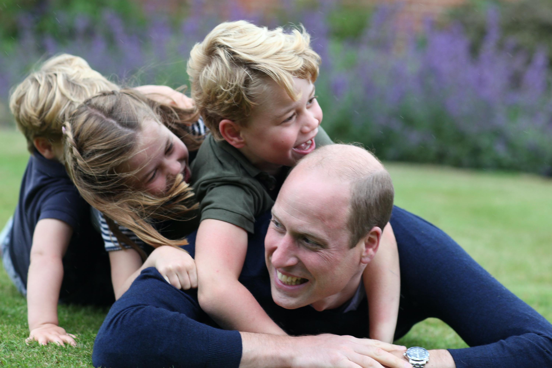 Prinz William verrät welches seiner Kinder am frechsten ist