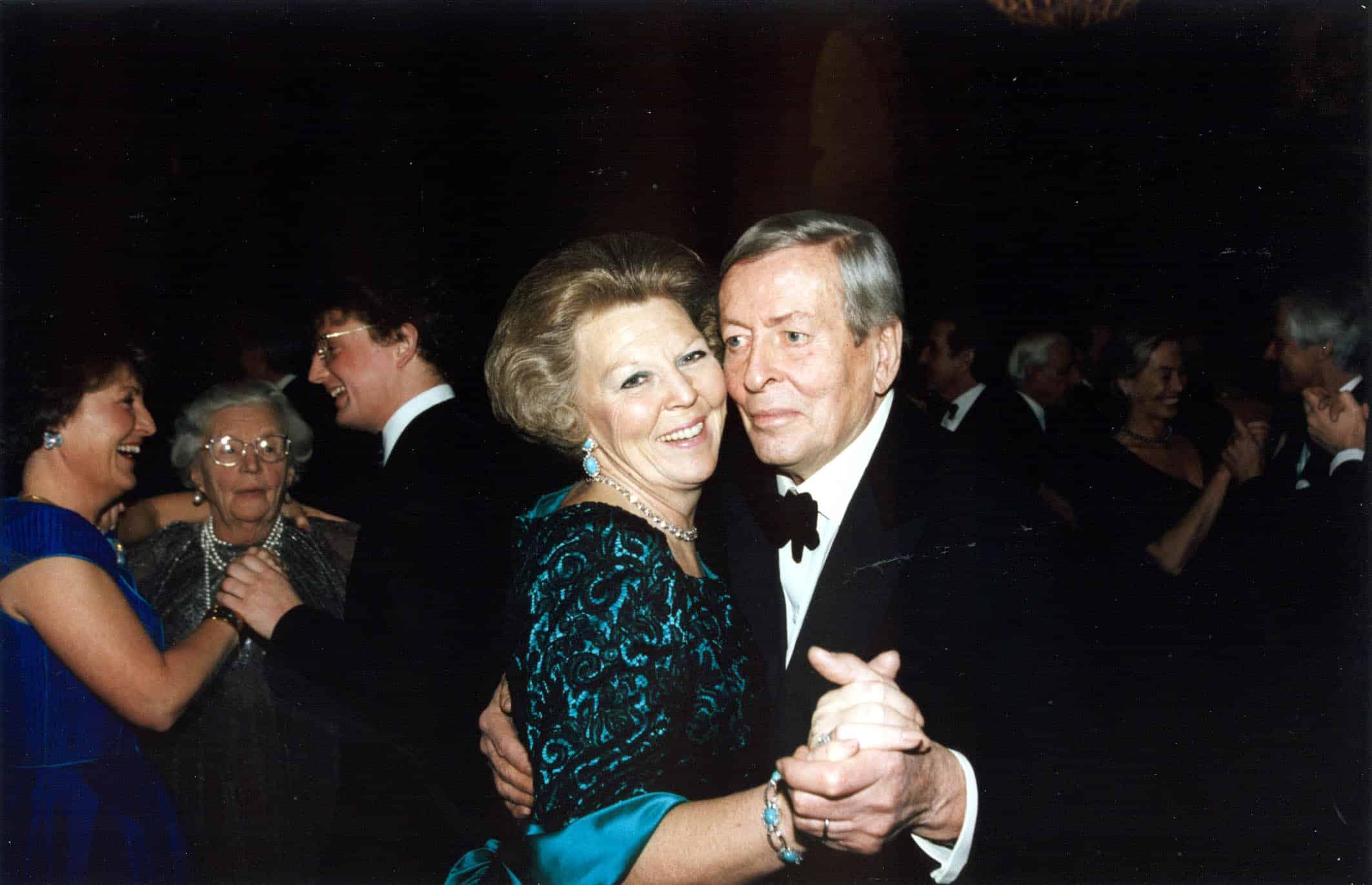 Prinz Claus und Prinzessin Beatrix