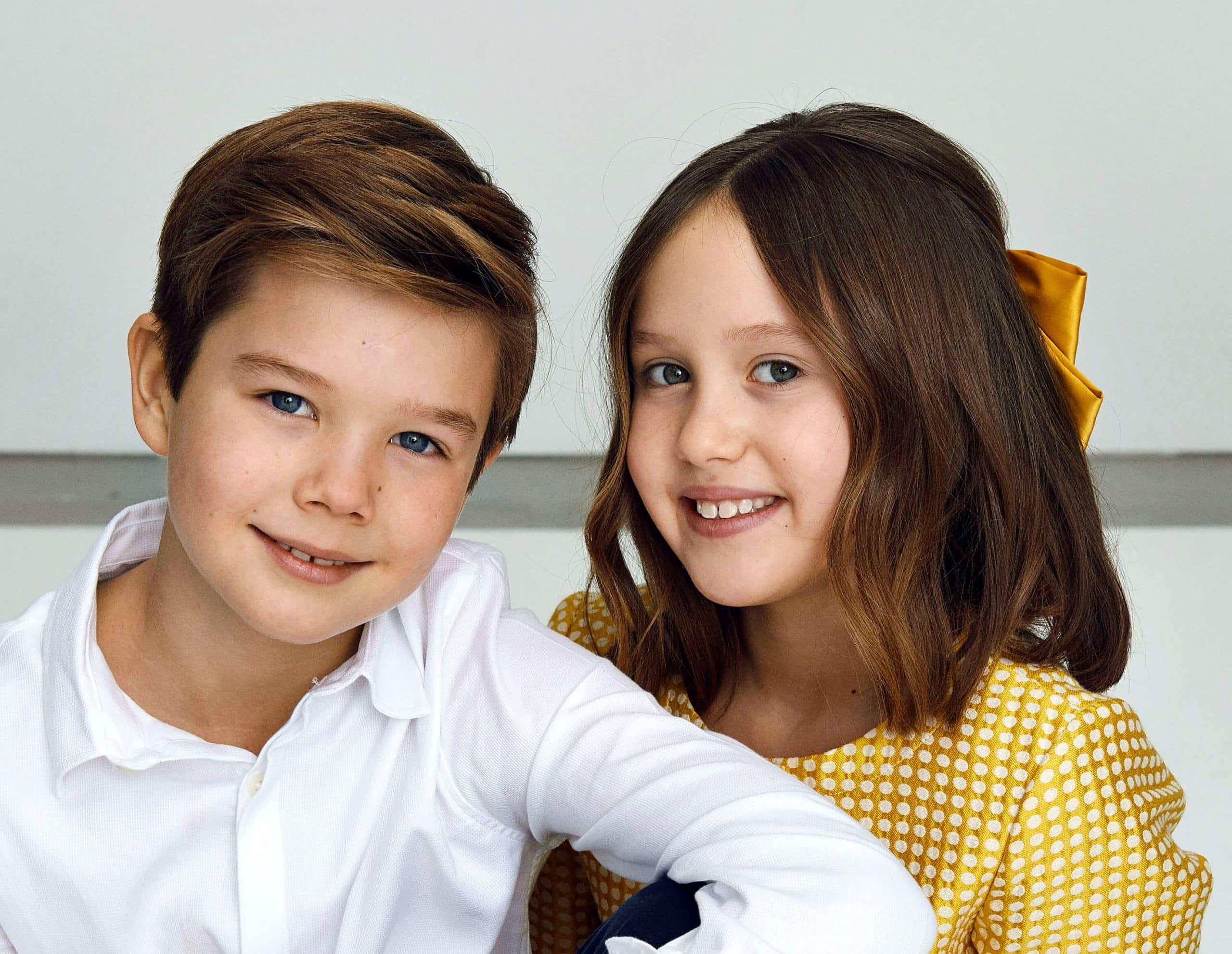 Vincent und Josephine feiern Geburtstag