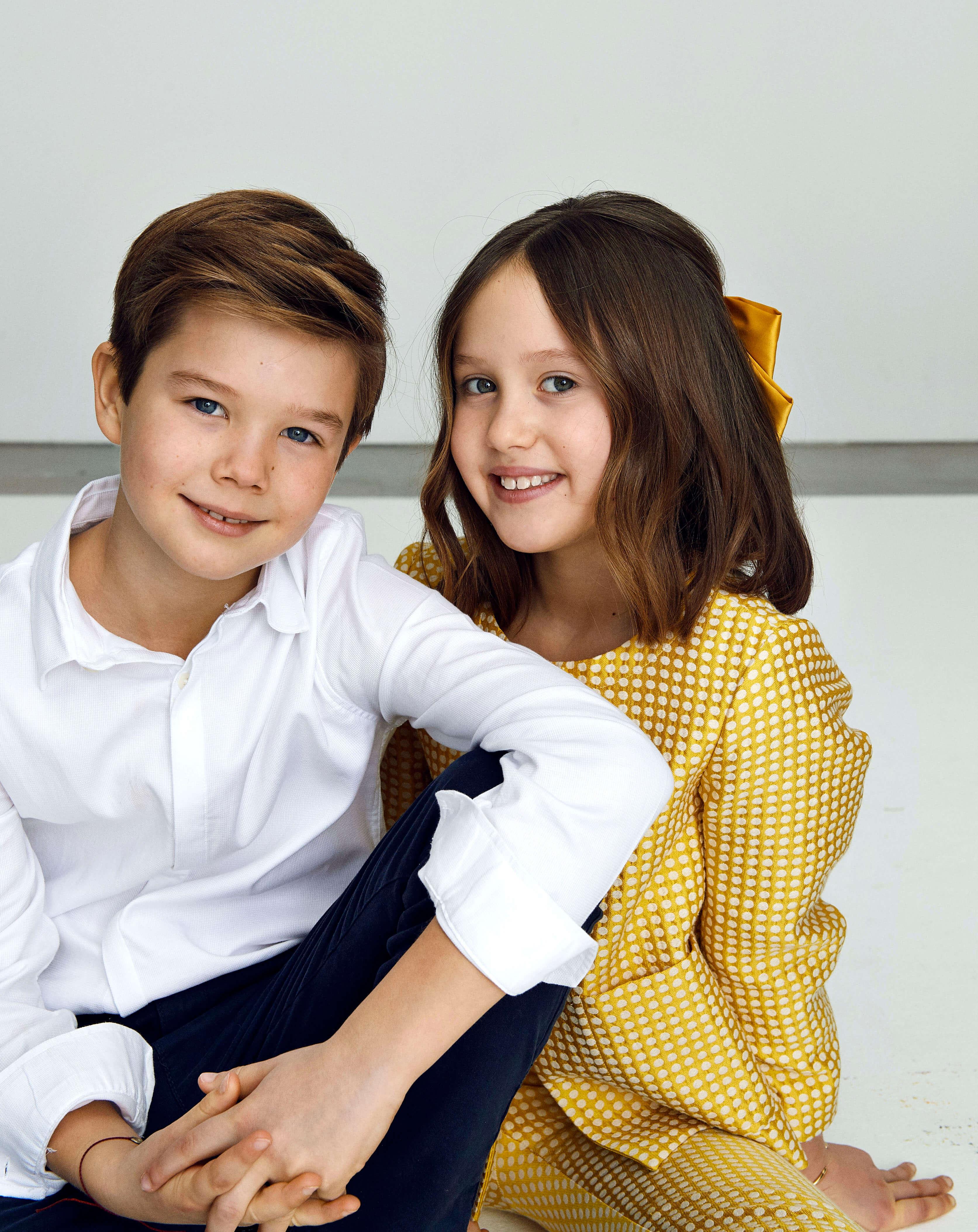 Prinz Vincent und Prinzessin Josephine