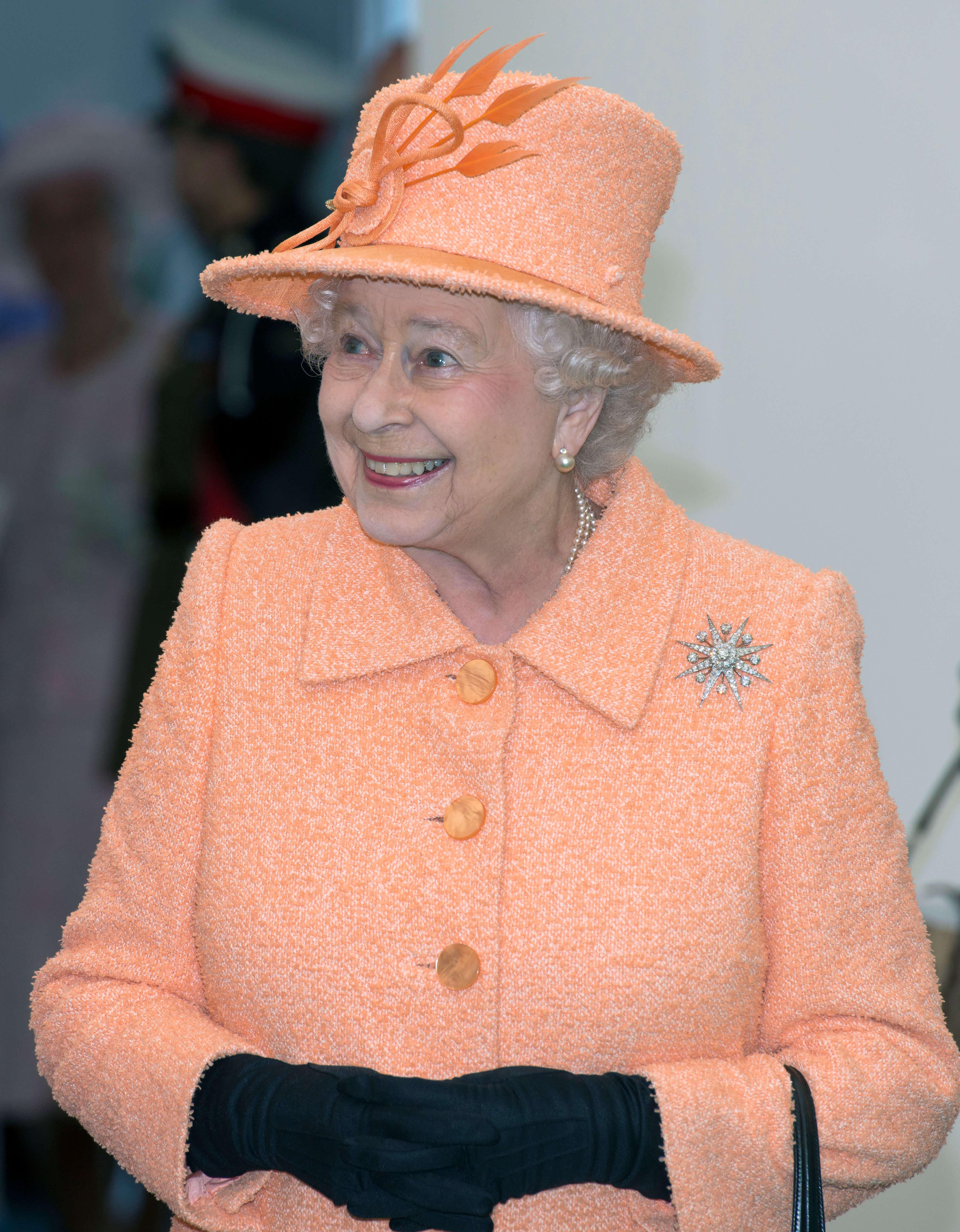 Queen Elizabeth: Bei diesem Kompliment von Prinz Philip wurde sie rot