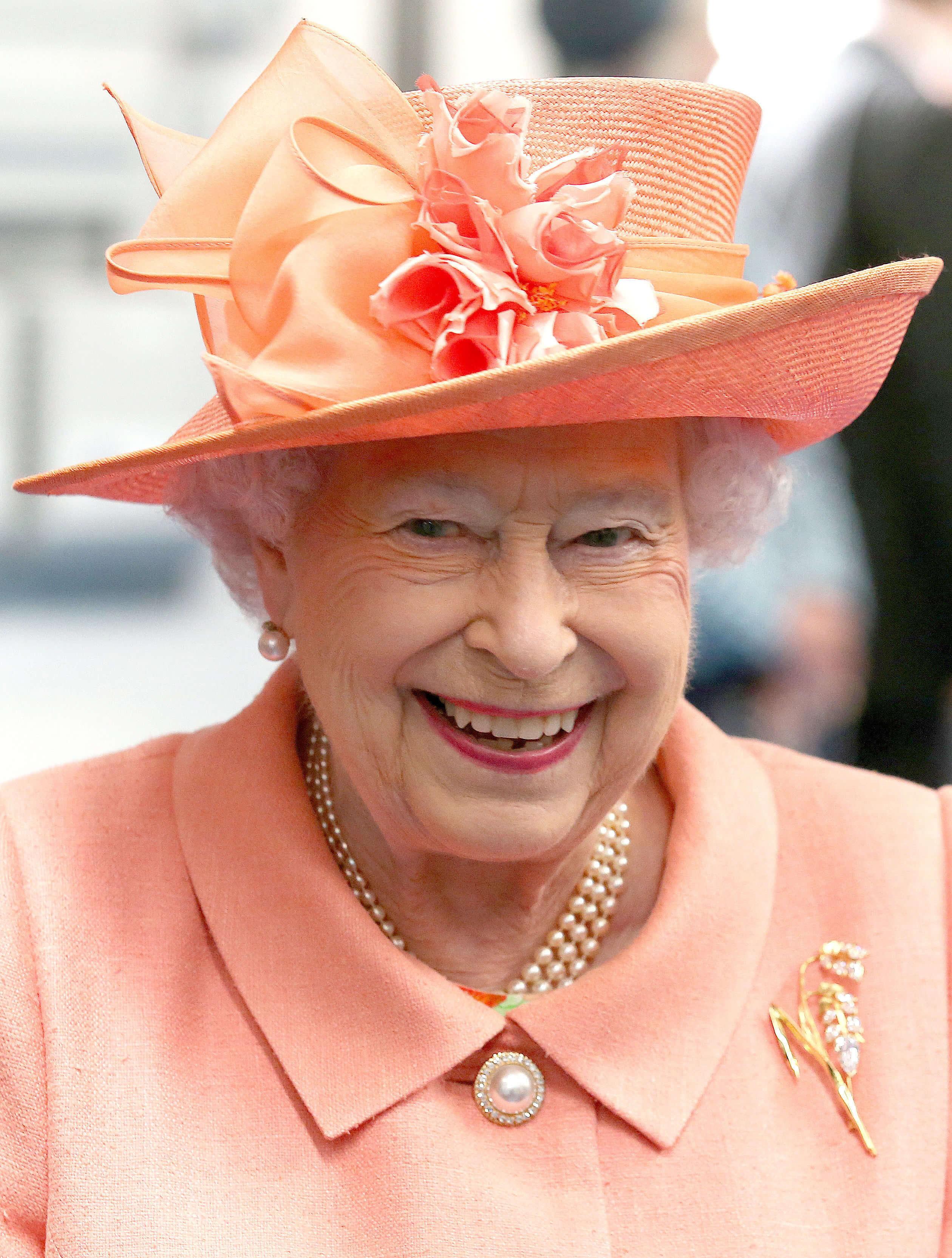 Queen Elizabeth führt Tagebuch