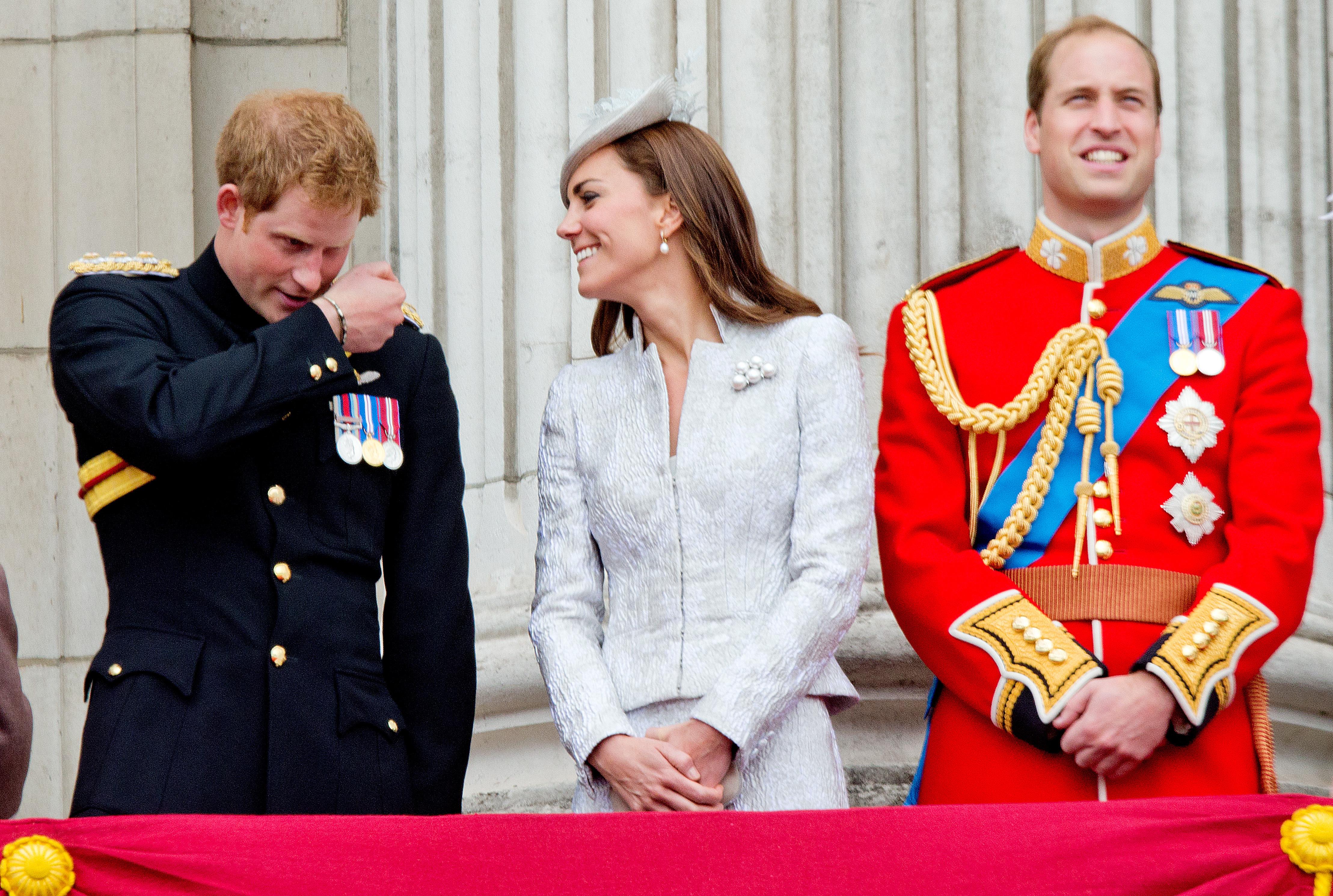 Prinz Harry: Herzogin Kate war mehr als eine Schwägerin für ihn