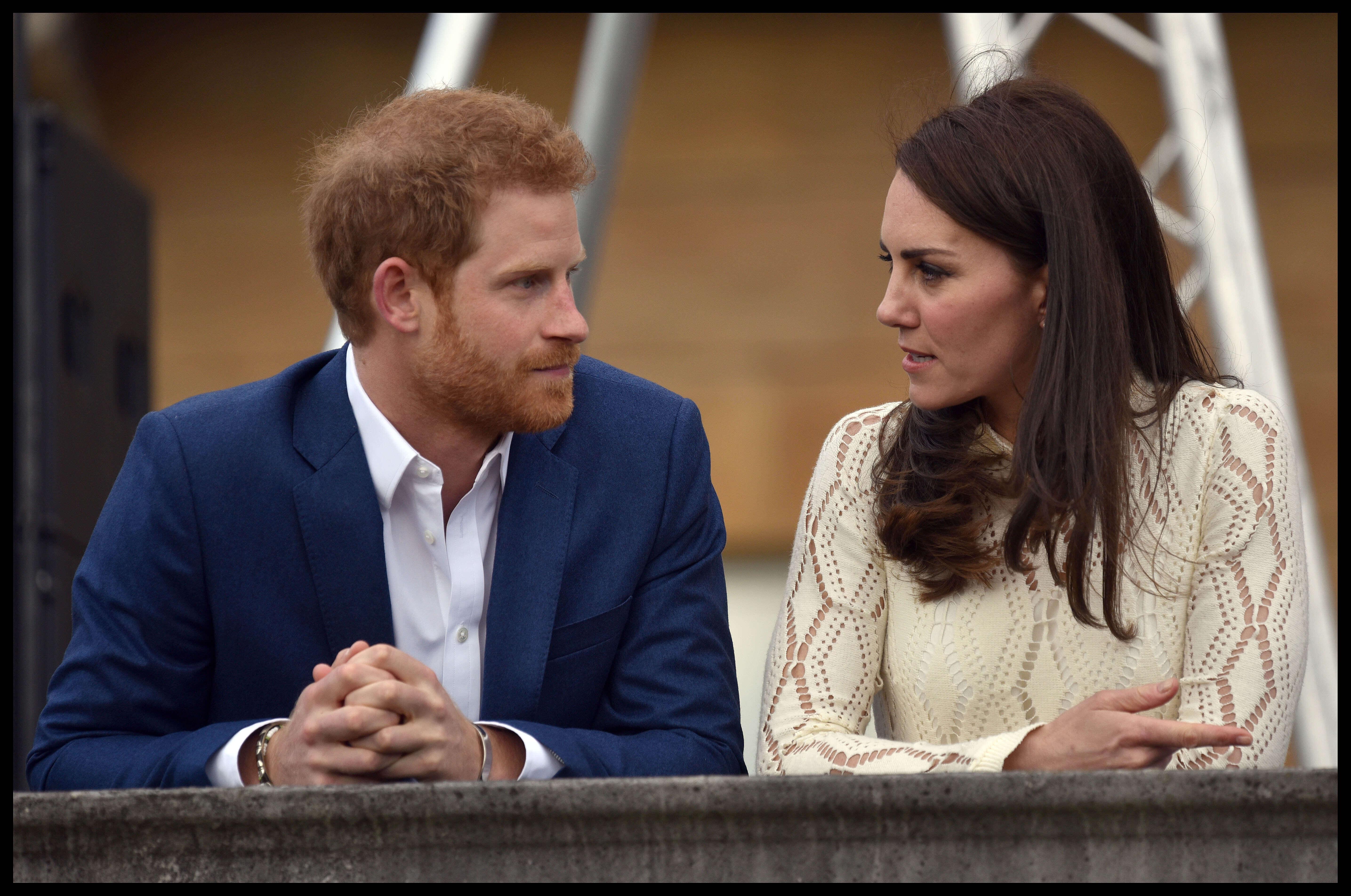 Liebte Prinz Harry einst Herzogin Kate?