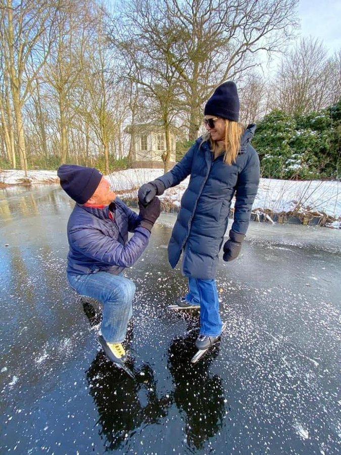 Maxima und König Willem-Alexander Heiratsantrag