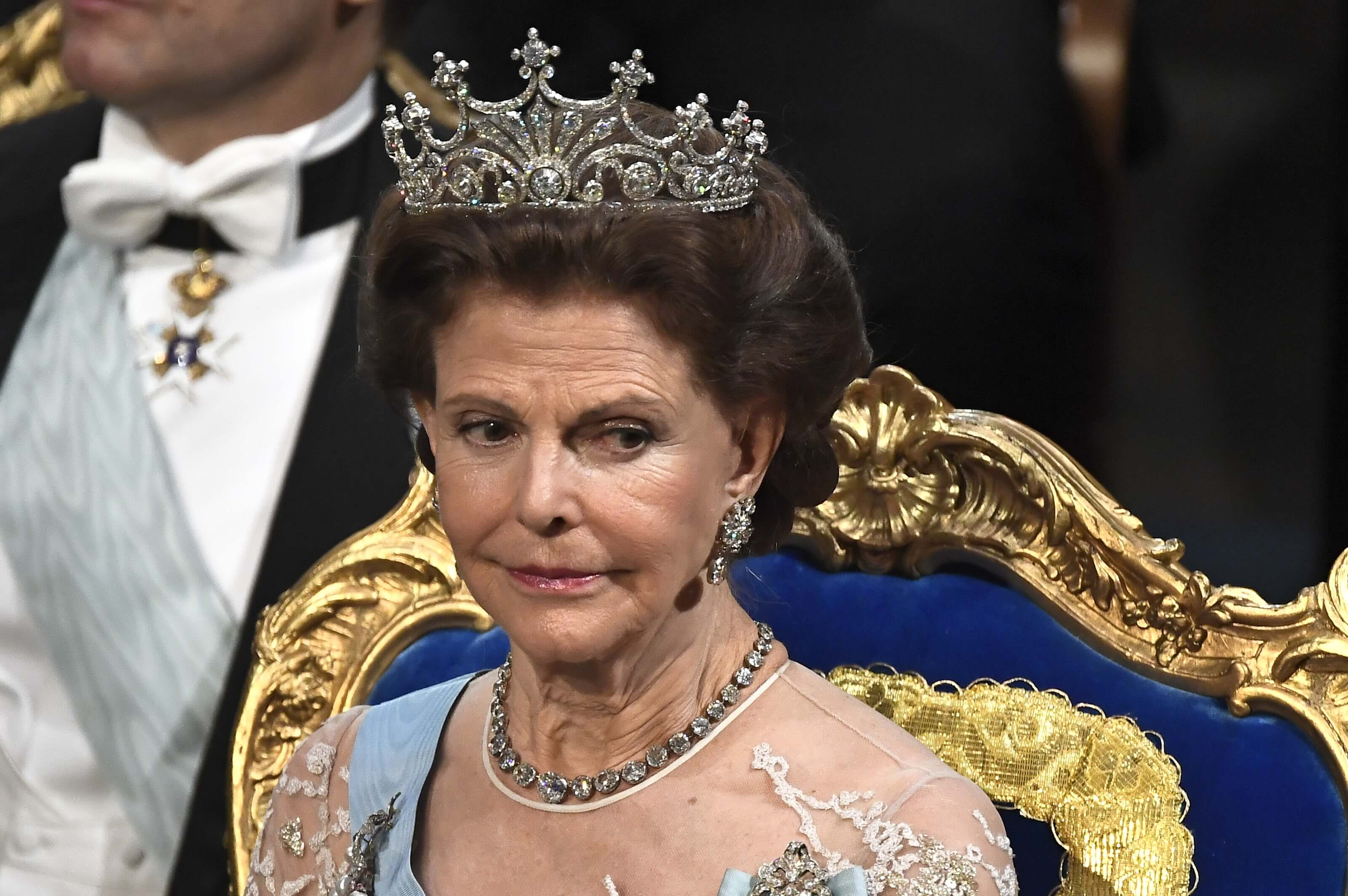 Königin Silvia: Jetzt wird sie auch noch verspottet