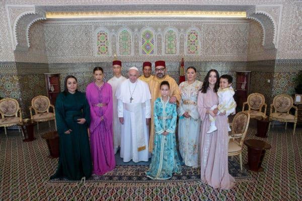 Königsfamilie Marokko