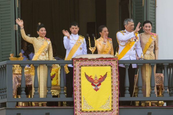 Königsfamilie Thailand