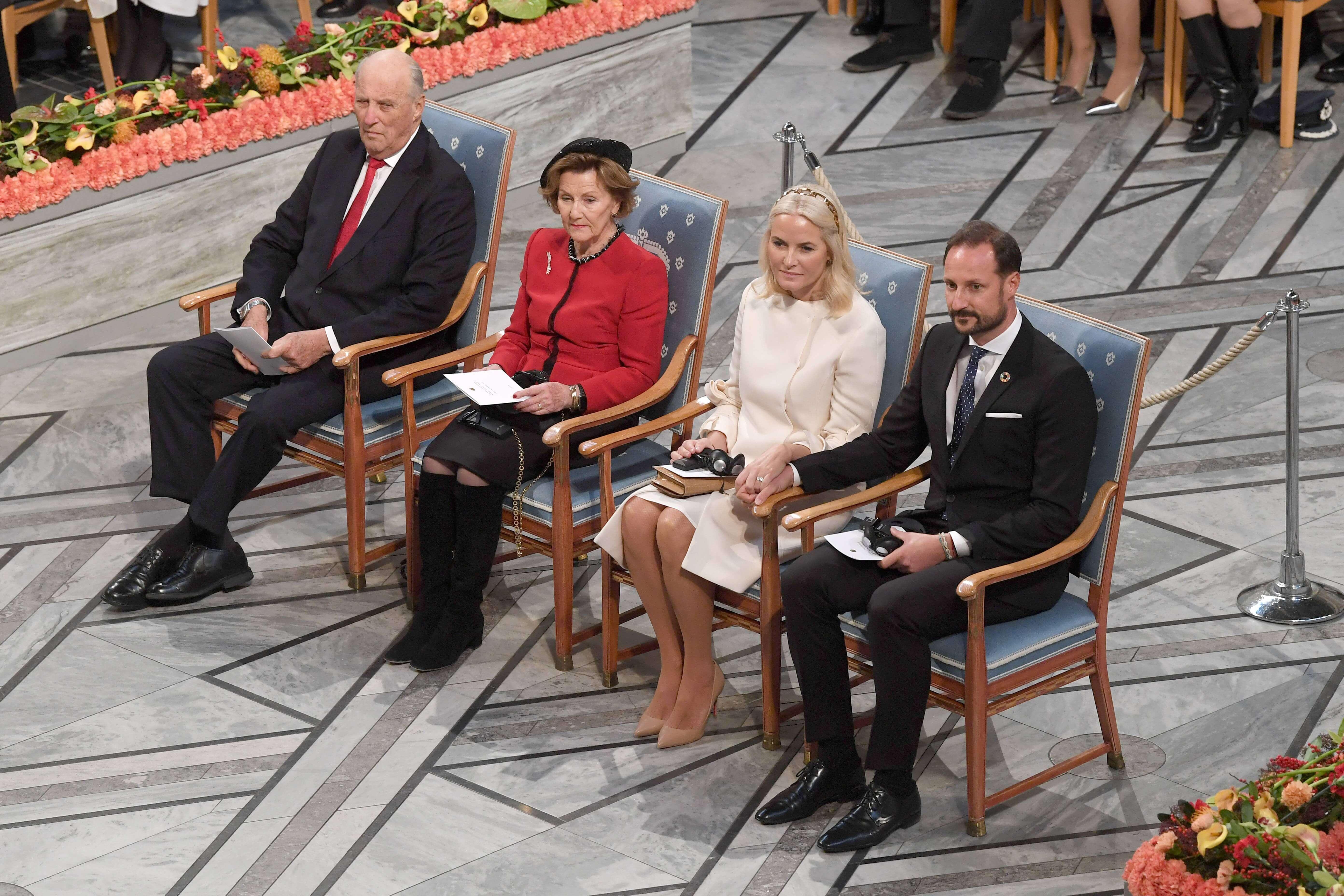 Königsfamilie von Norwegen
