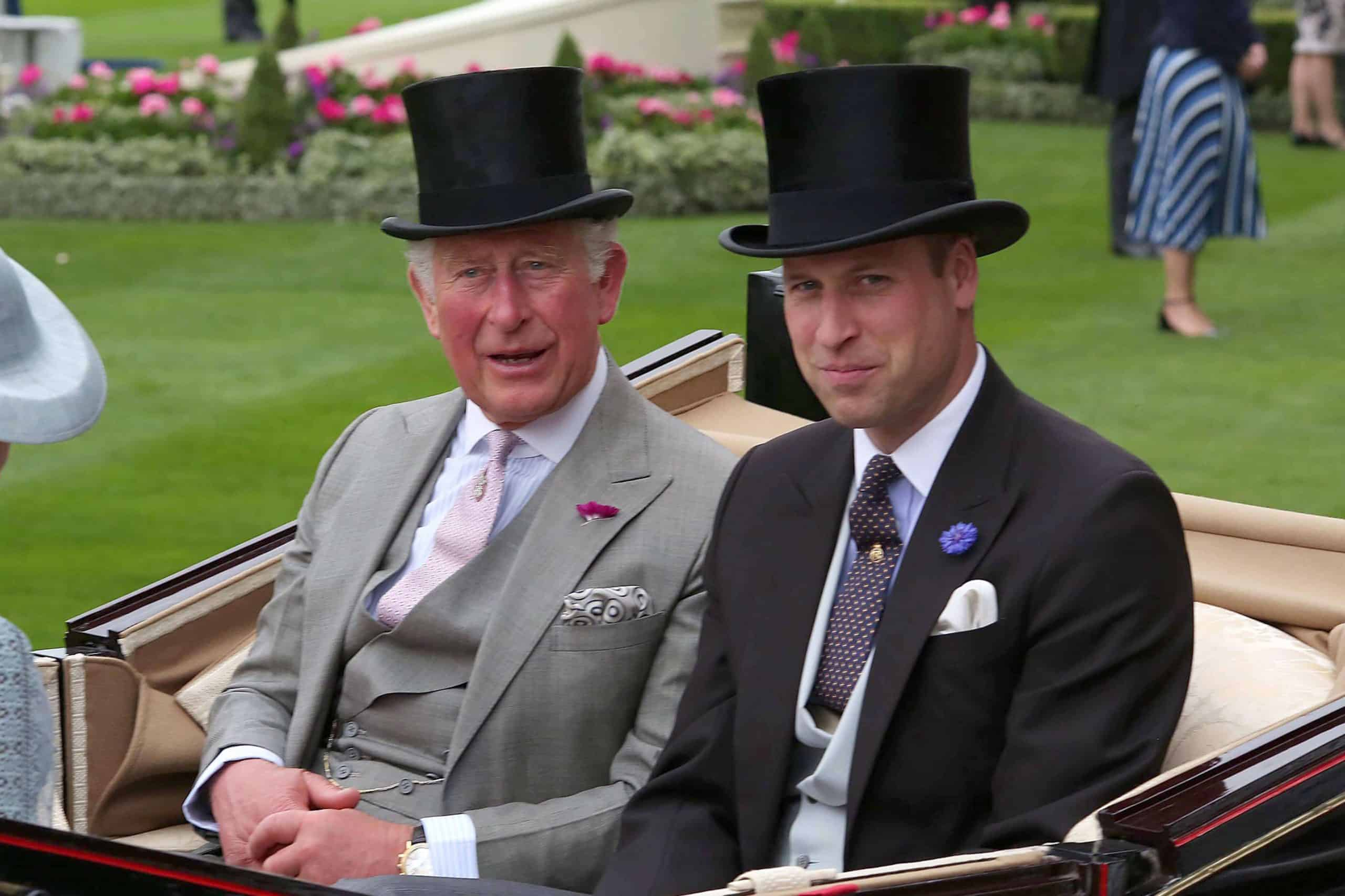 Prinz William als nächster König? Damit überrascht er